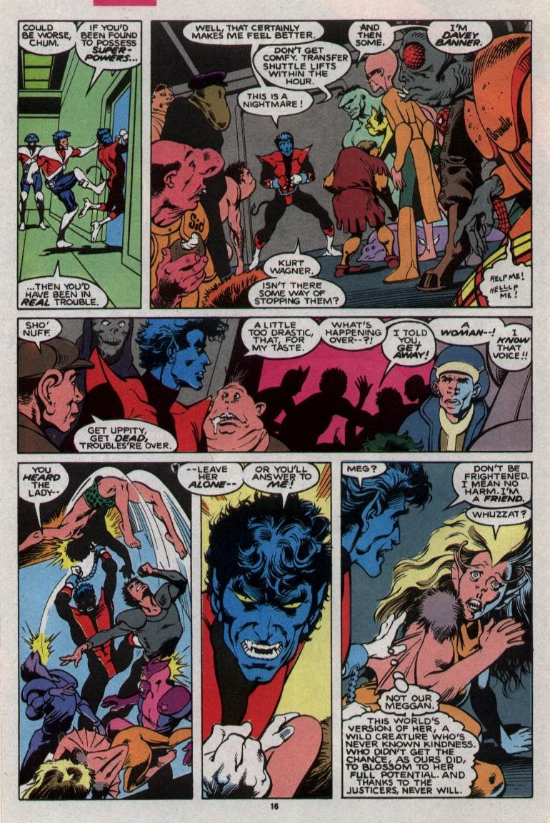 Excalibur (1988) issue 23 - Page 13