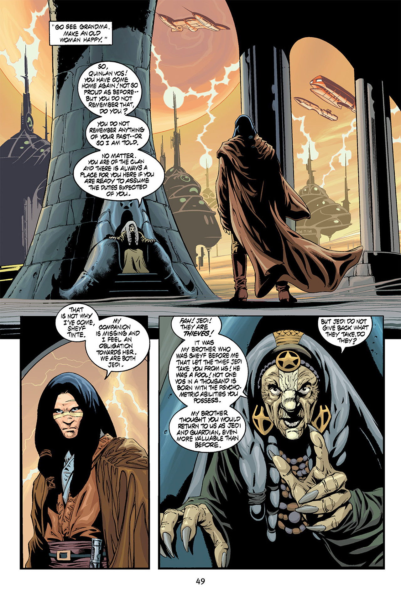 Read online Star Wars Omnibus comic -  Issue # Vol. 15 - 46