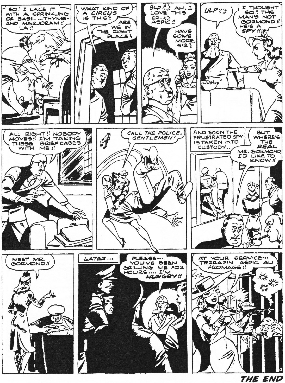 Read online Men of Mystery Comics comic -  Issue #76 - 46