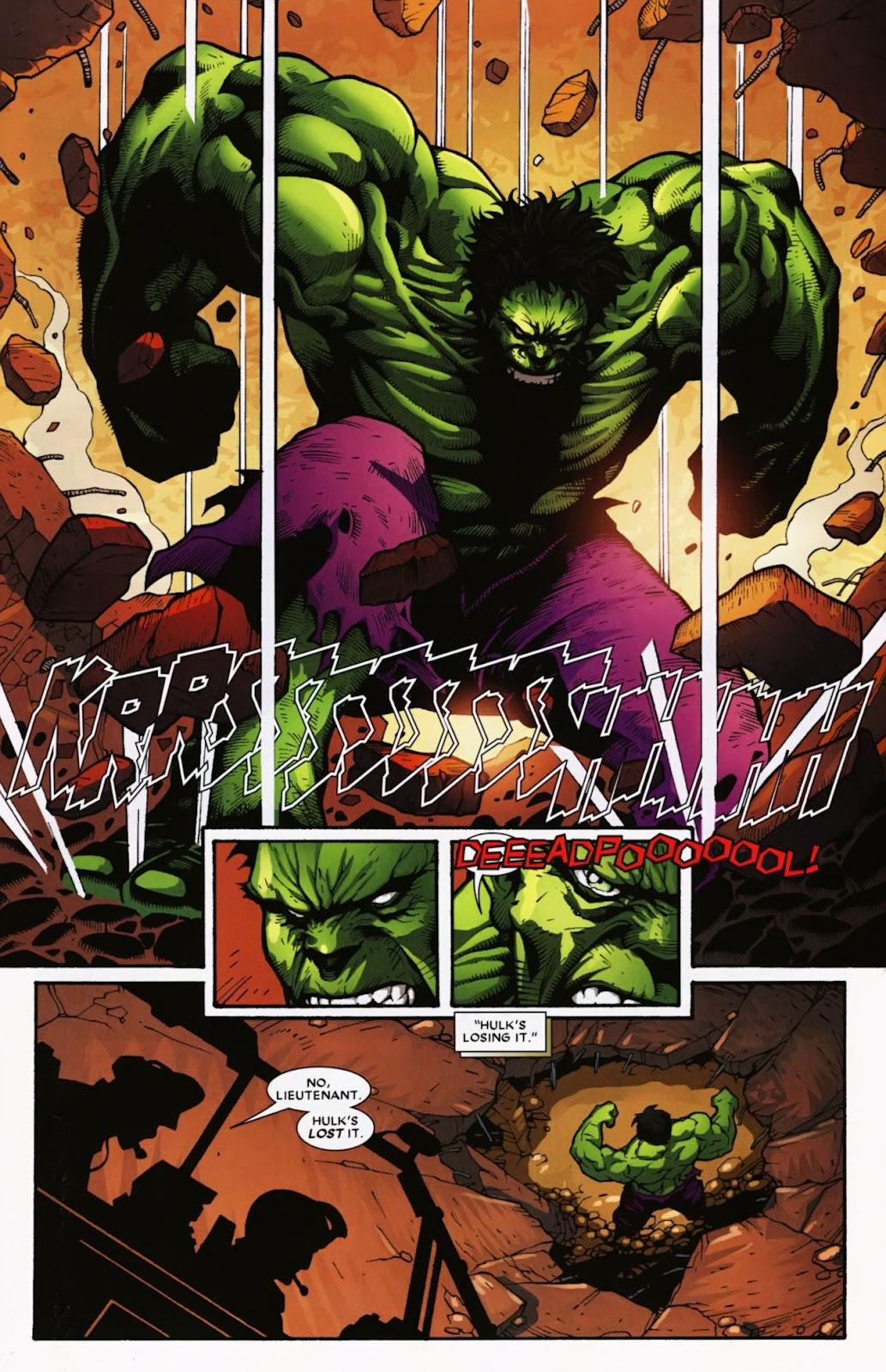 Read online Deadpool (2008) comic -  Issue #39 - 6