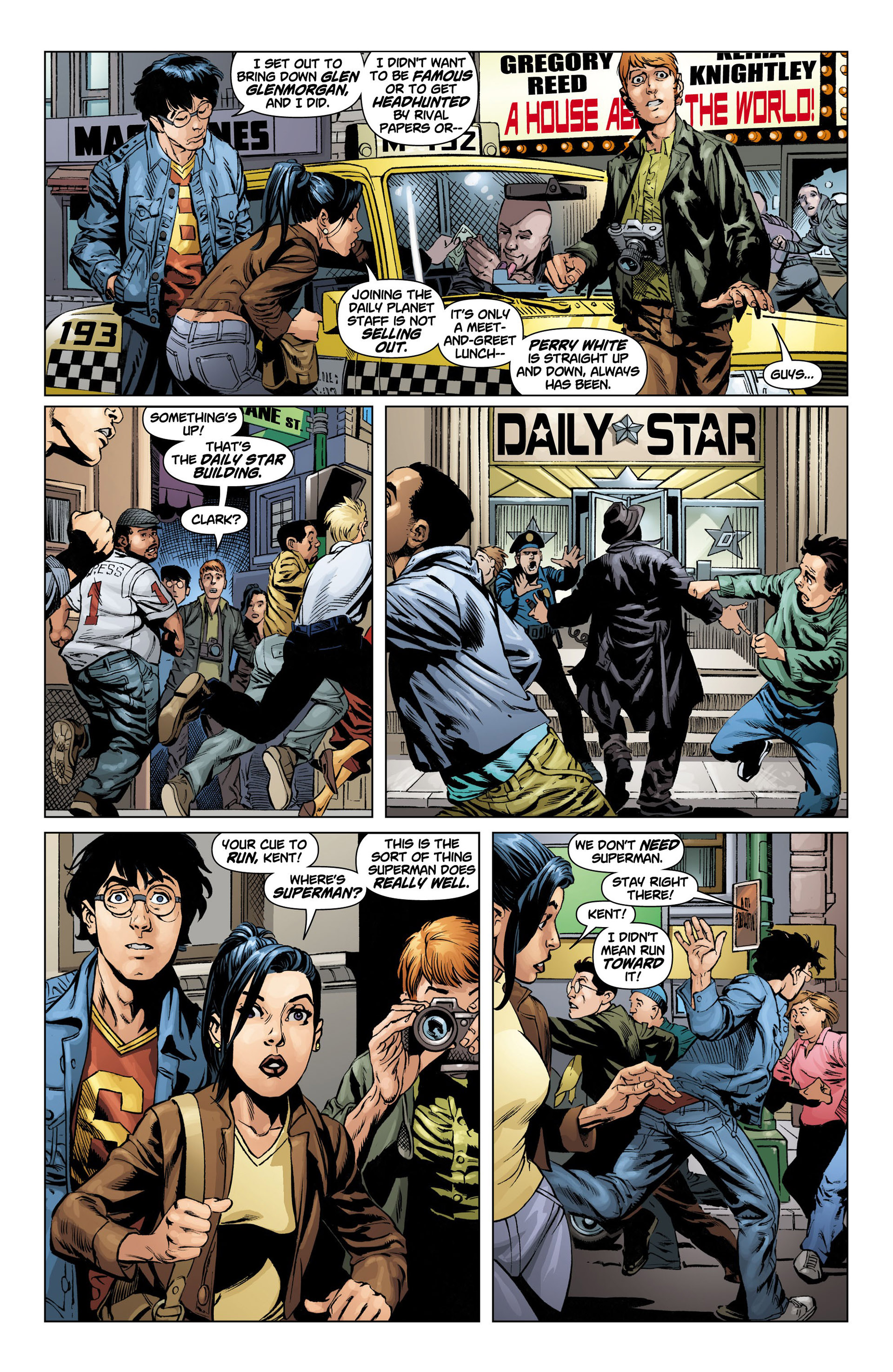 Read online Action Comics (2011) comic -  Issue #10 - 14