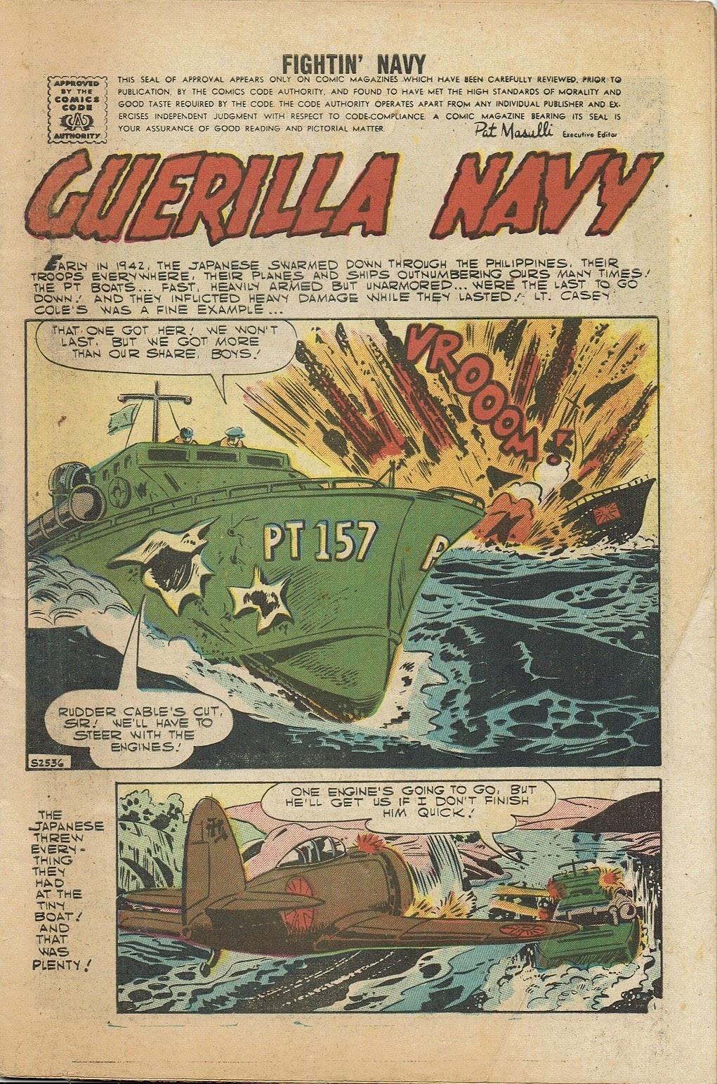 Read online Fightin' Navy comic -  Issue #81 - 3