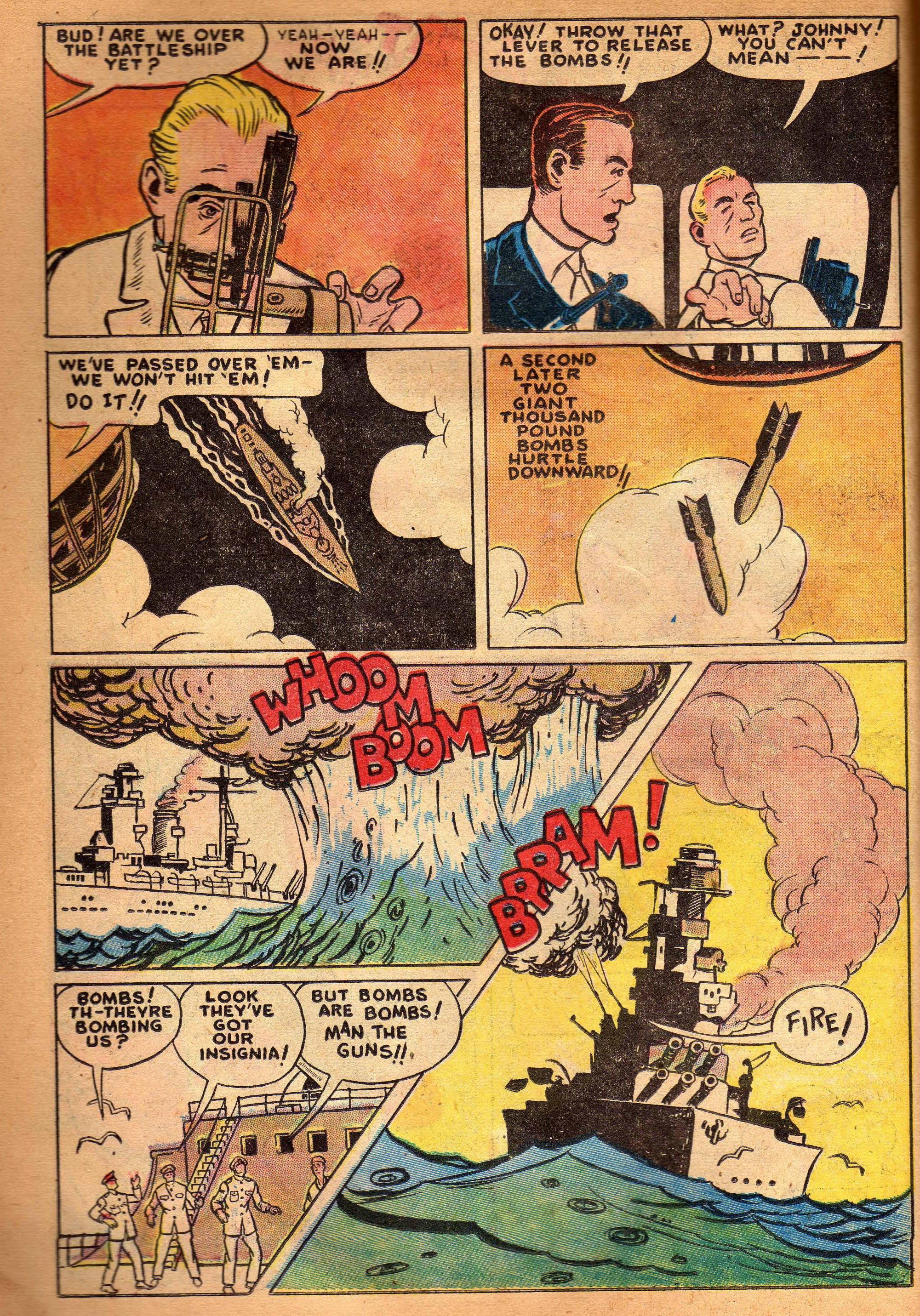 Bang-Up Comics issue 1 - Page 17