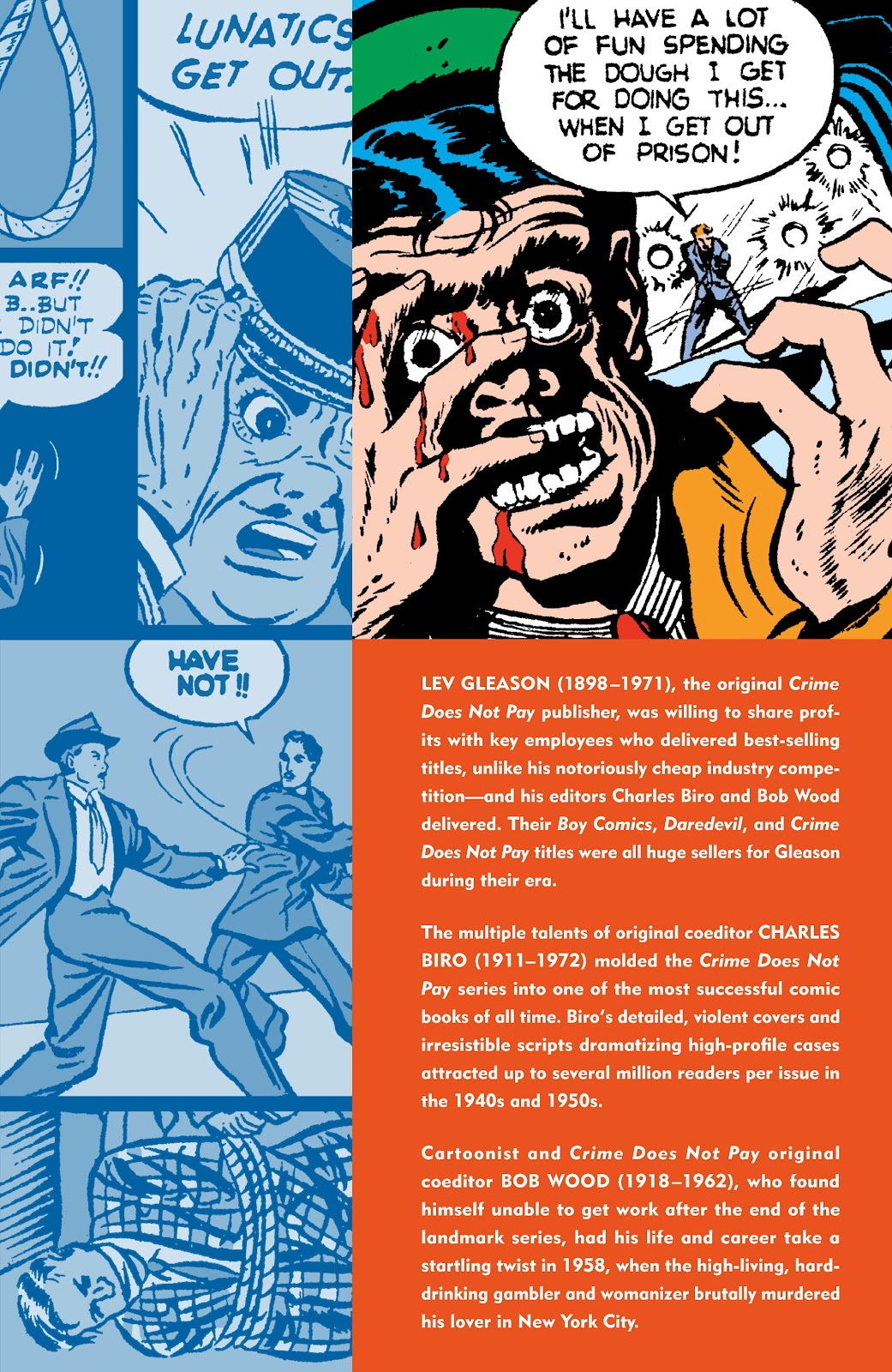 Read online Crime Does Not Pay Archives comic -  Issue # TPB 2 (Part 3) - 65