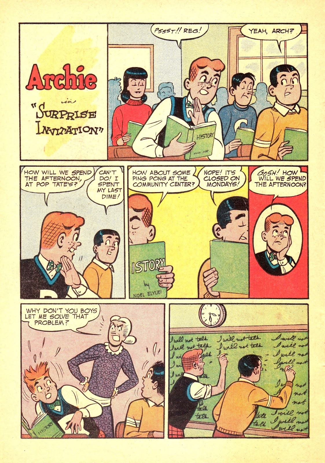Read online Archie (1960) comic -  Issue #121 - 24