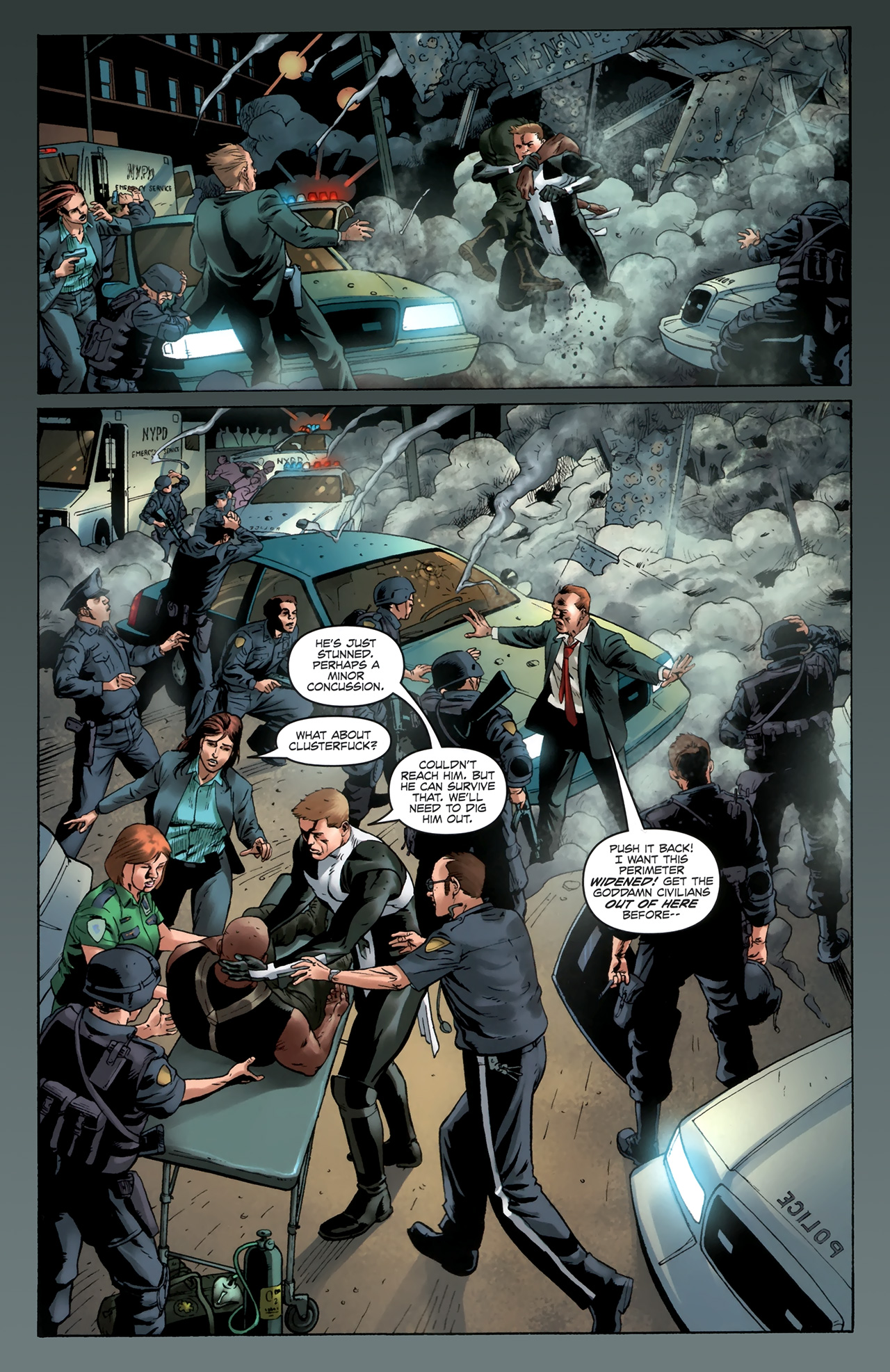 Read online Absolution comic -  Issue #5 - 11
