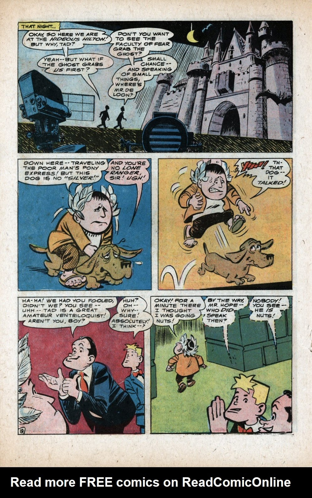 The Adventures of Bob Hope issue 105 - Page 26