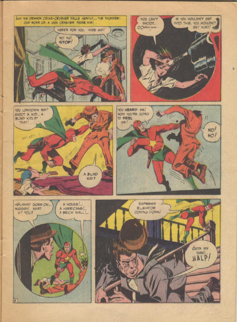 Read online Adventure Comics (1938) comic -  Issue #81 - 23