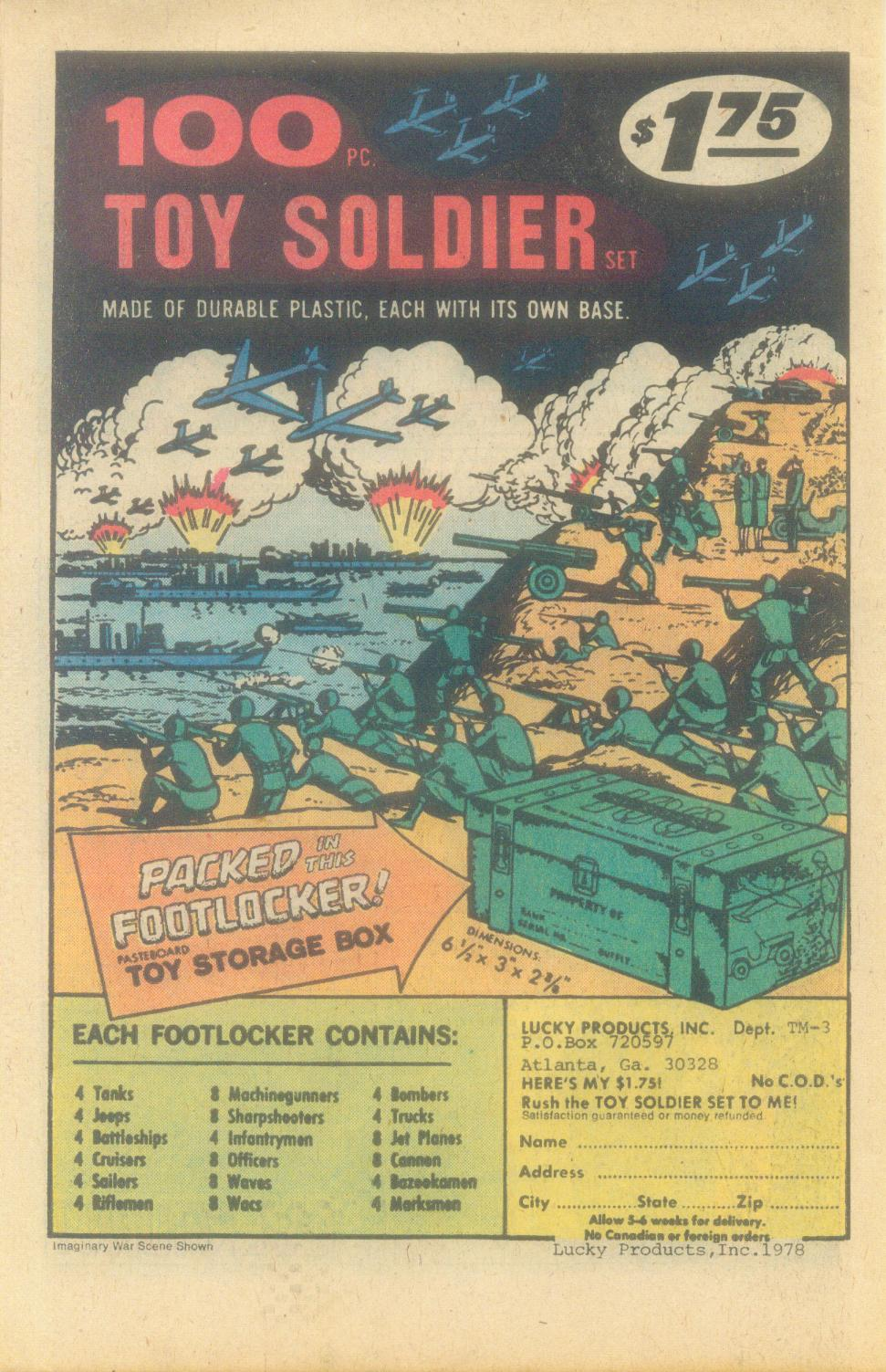 Read online Sgt. Fury comic -  Issue #150 - 34
