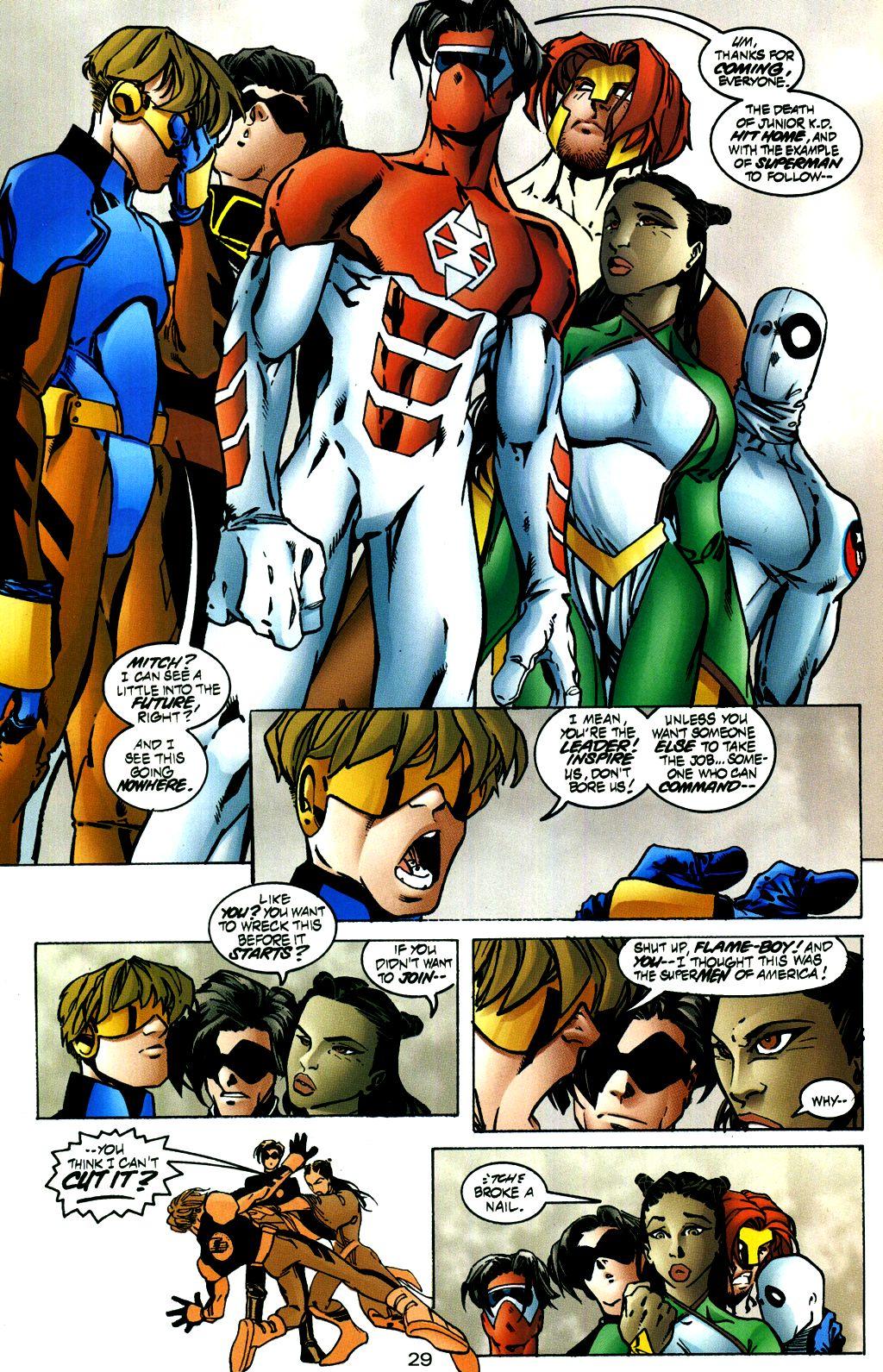 Read online Supermen of America comic -  Issue # Full - 30