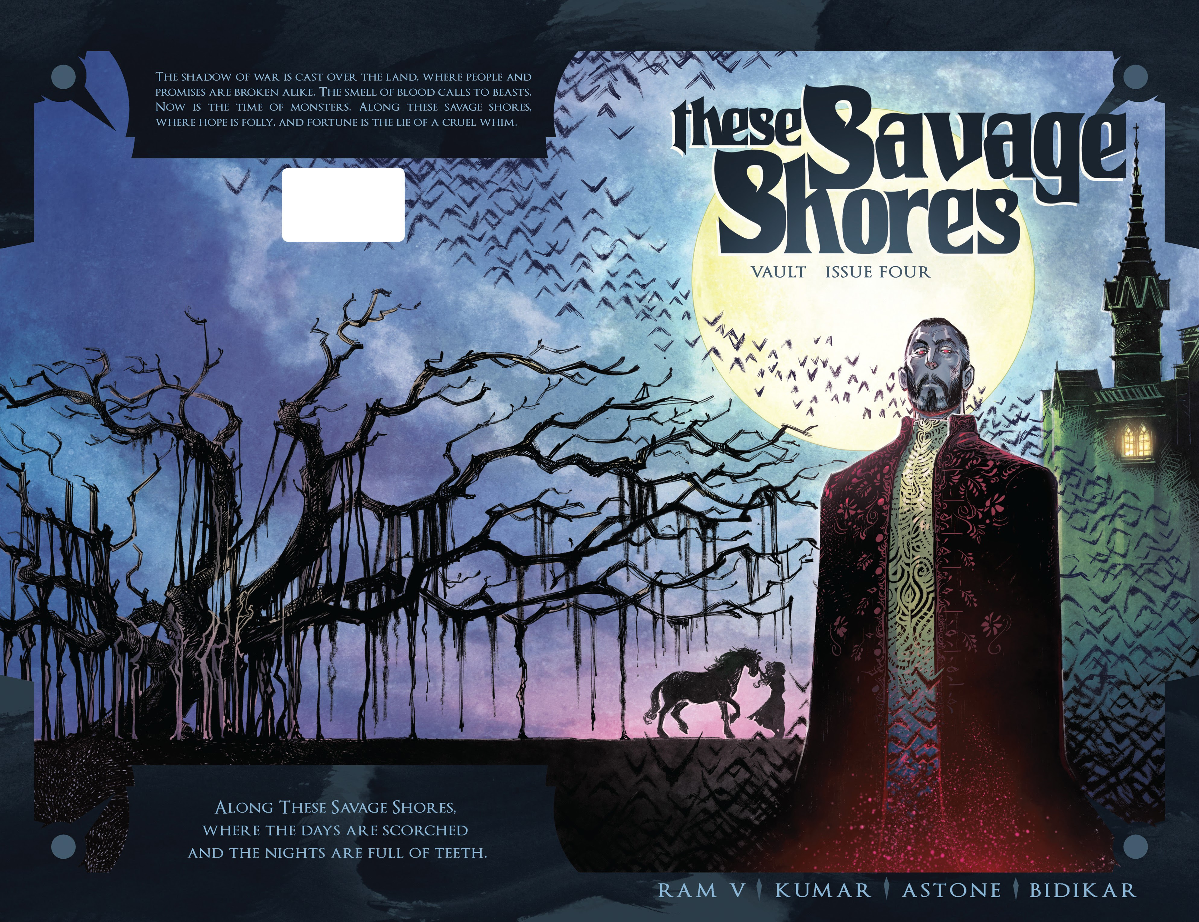 These Savage Shores 4 Page 1