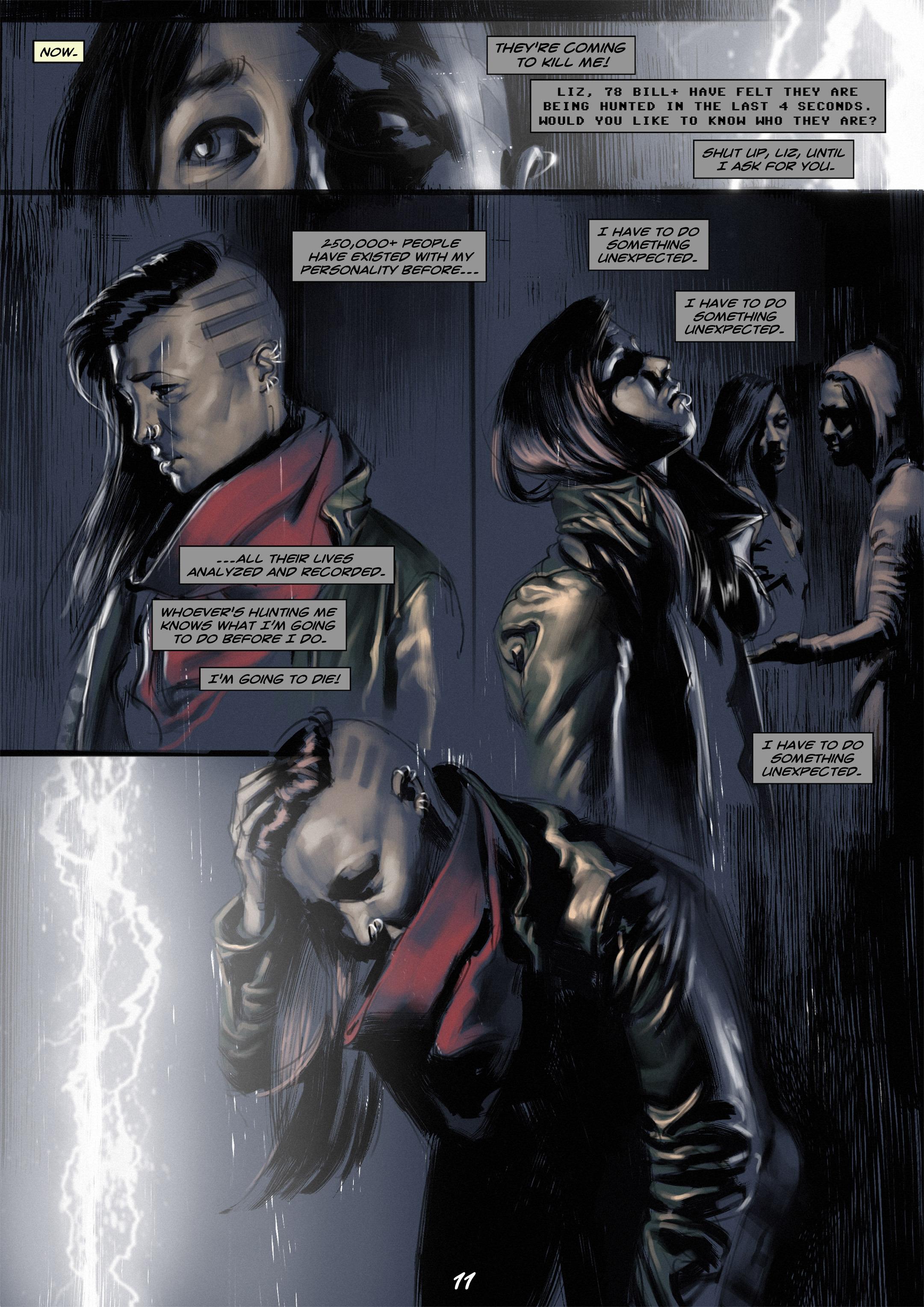 Read online Wynter comic -  Issue #2 - 12