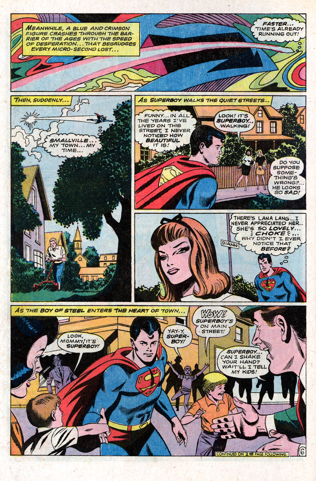Read online Adventure Comics (1938) comic -  Issue #378 - 8