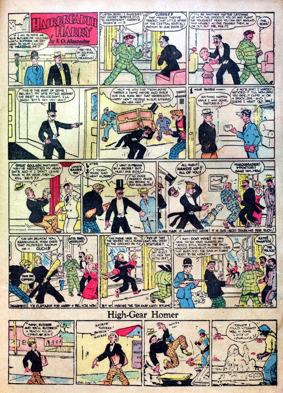 Read online Famous Funnies comic -  Issue #1 - 39