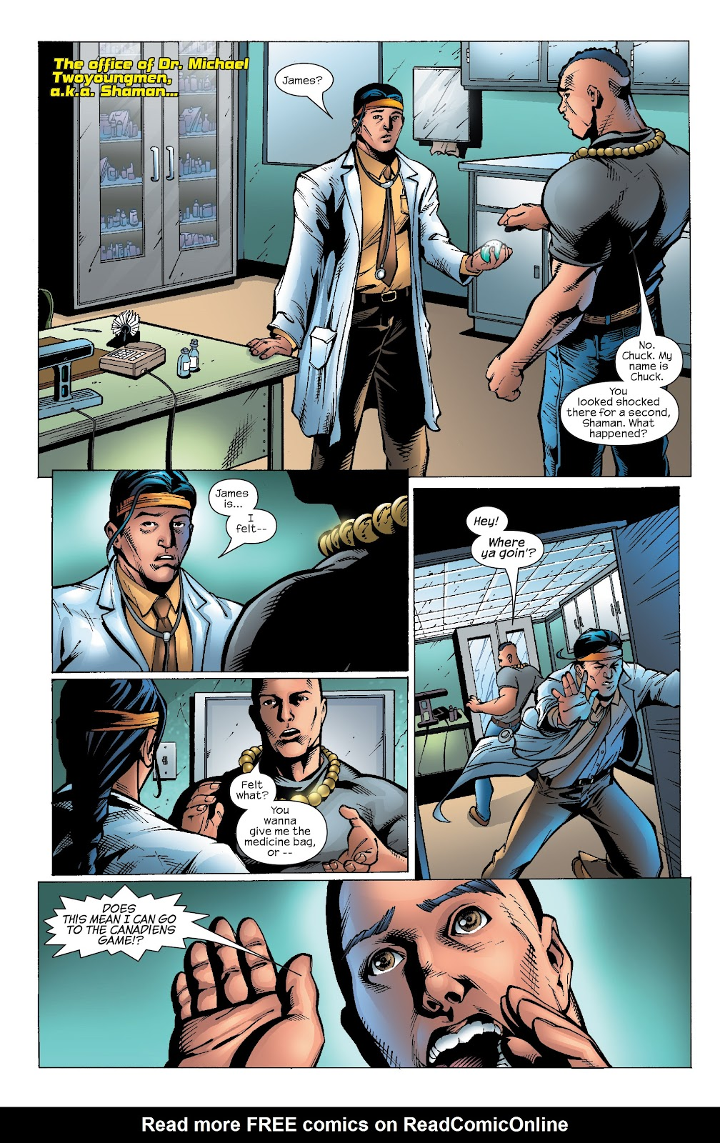 Read online X-Men: Unstoppable comic -  Issue # TPB (Part 3) - 92