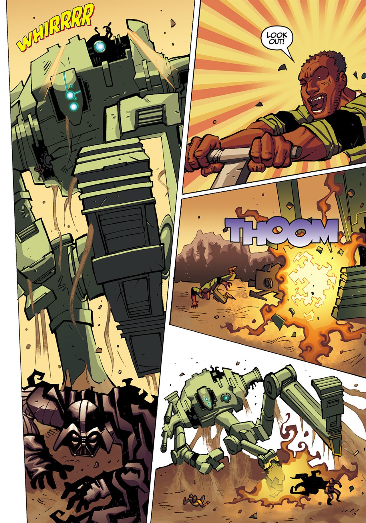 Read online Star Wars Omnibus comic -  Issue # Vol. 33 - 286