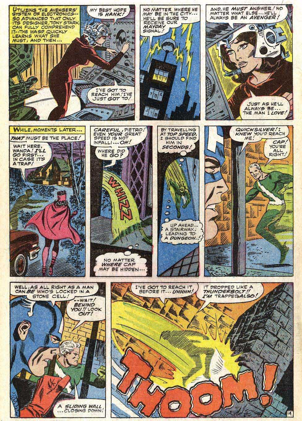 The Avengers (1963) 29 Page 19