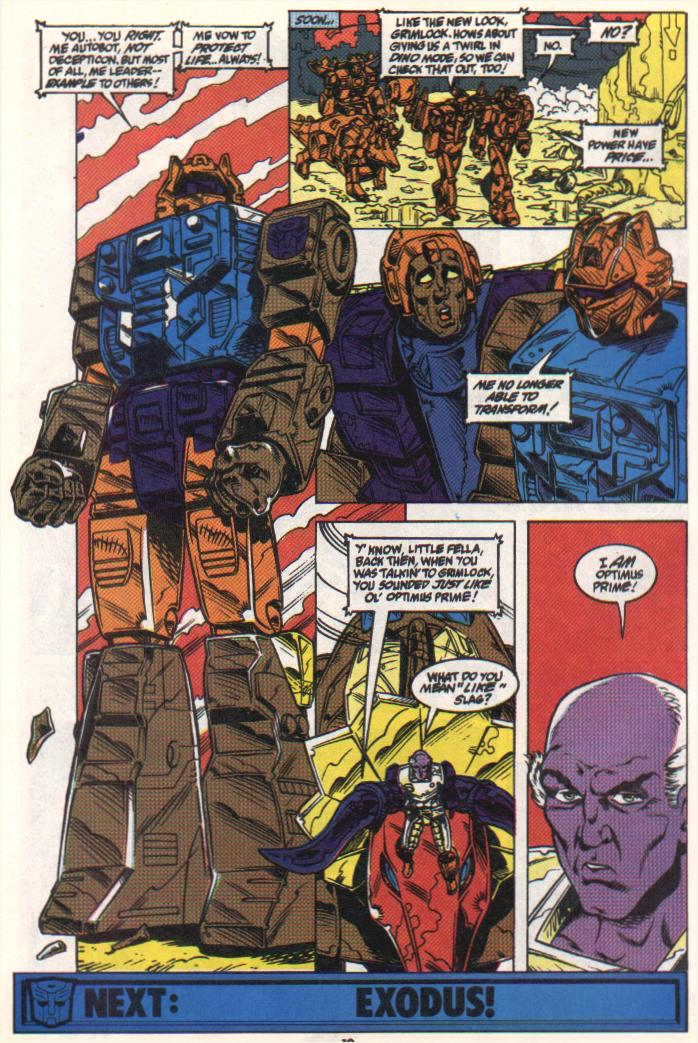 The Transformers (UK) 324 Page 11