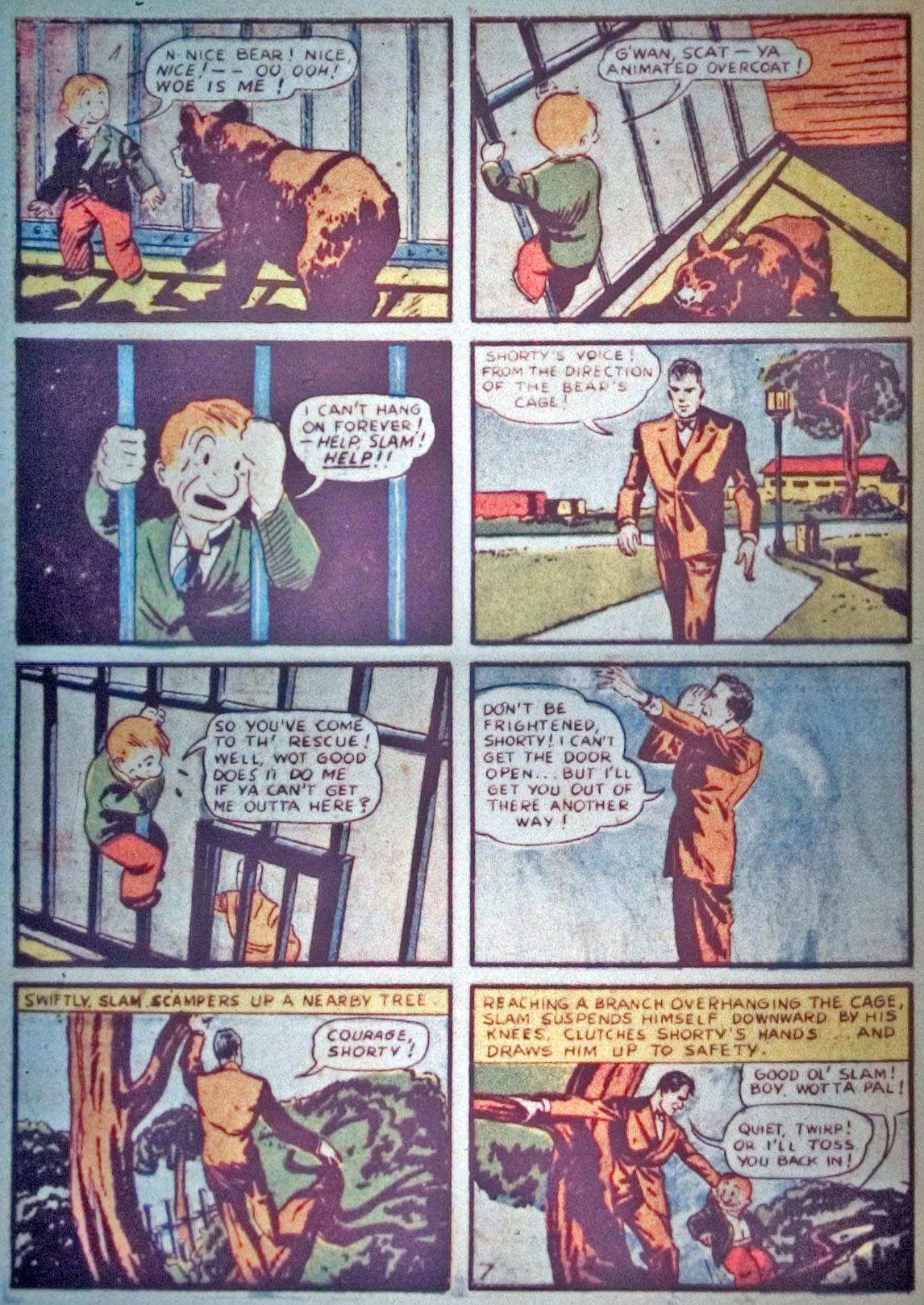 Read online Detective Comics (1937) comic -  Issue #31 - 60