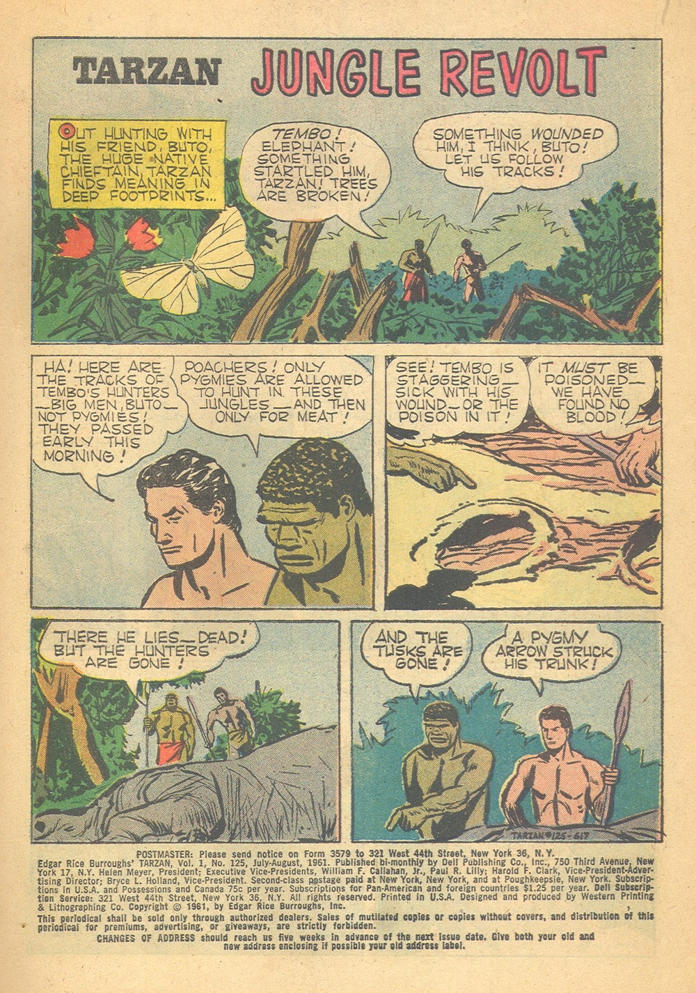 Tarzan (1948) issue 125 - Page 3