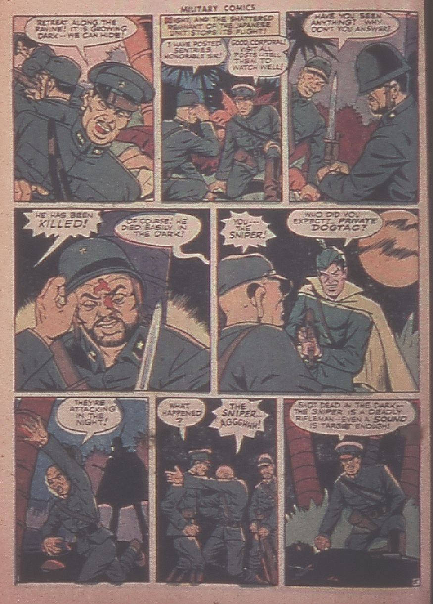 Military Comics issue 31 - Page 26