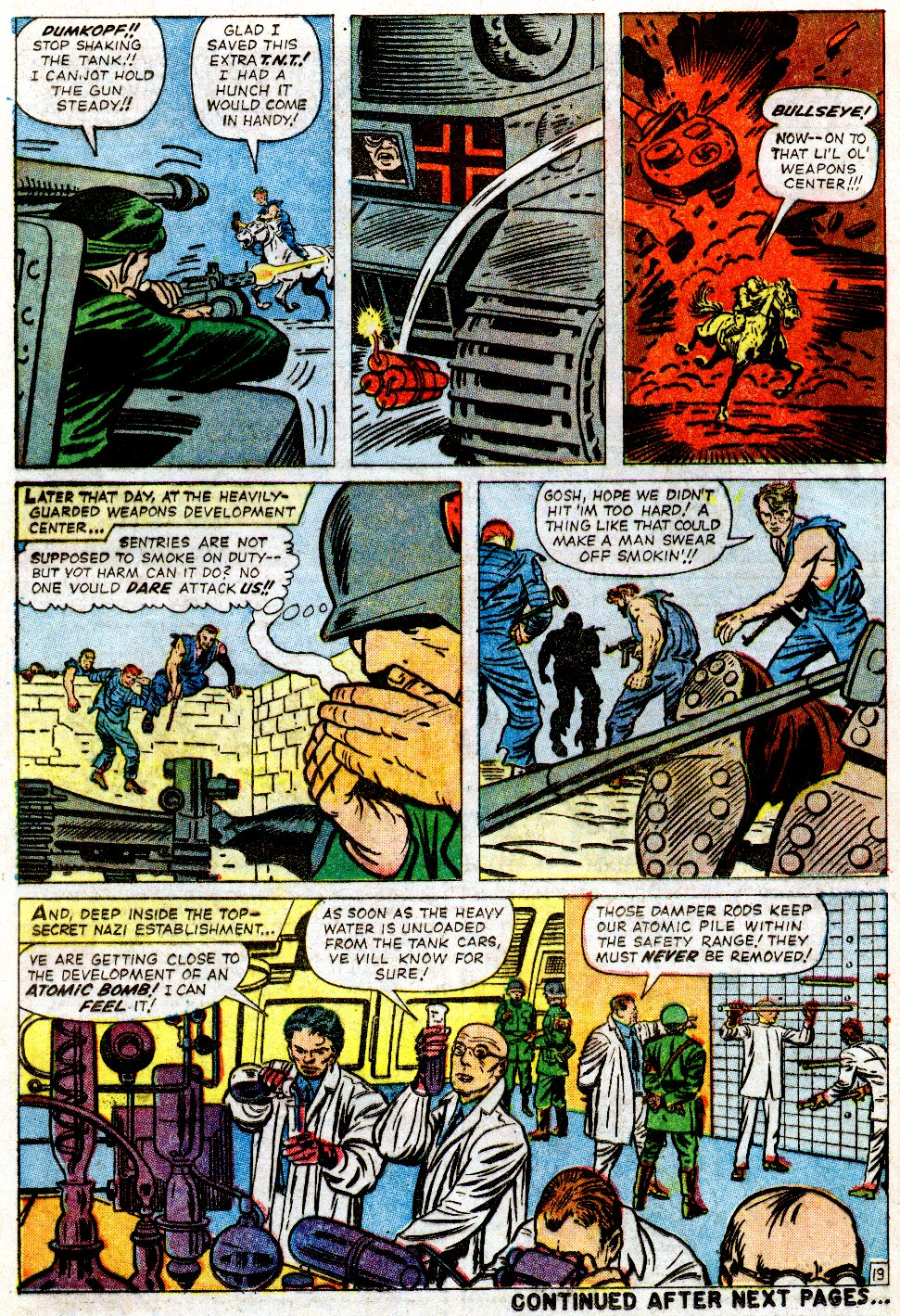Read online Sgt. Fury comic -  Issue #2 - 24