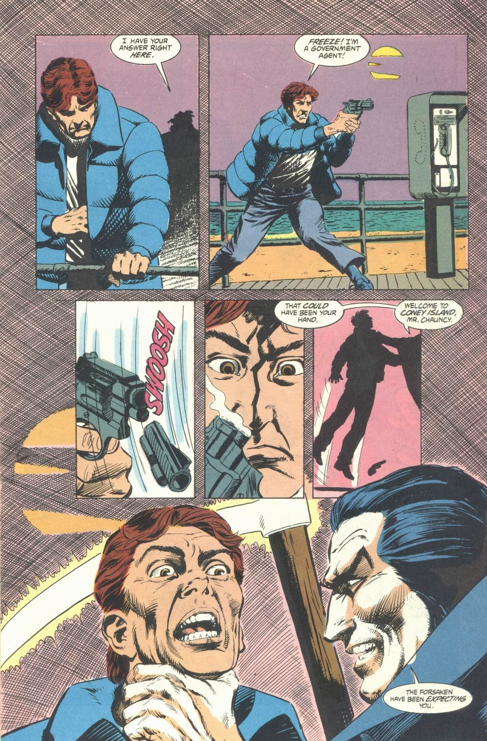 Read online Justice (1986) comic -  Issue #31 - 7