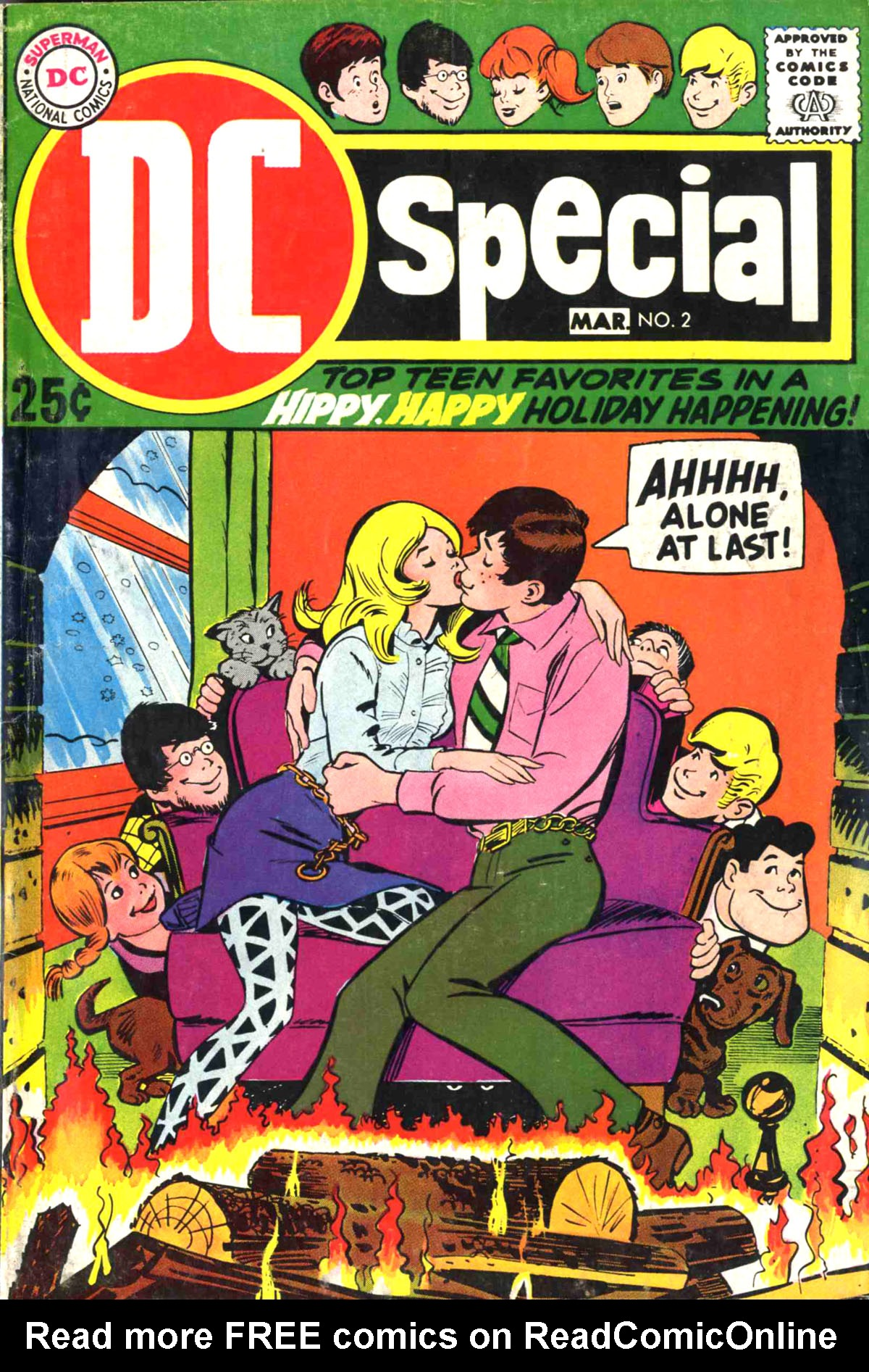 DC Special (1968) 2 Page 1