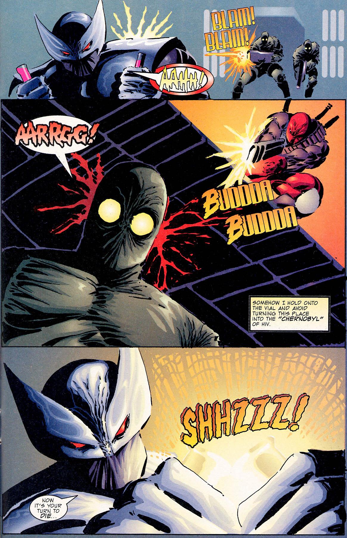 Read online ShadowHawk comic -  Issue #0 - 15
