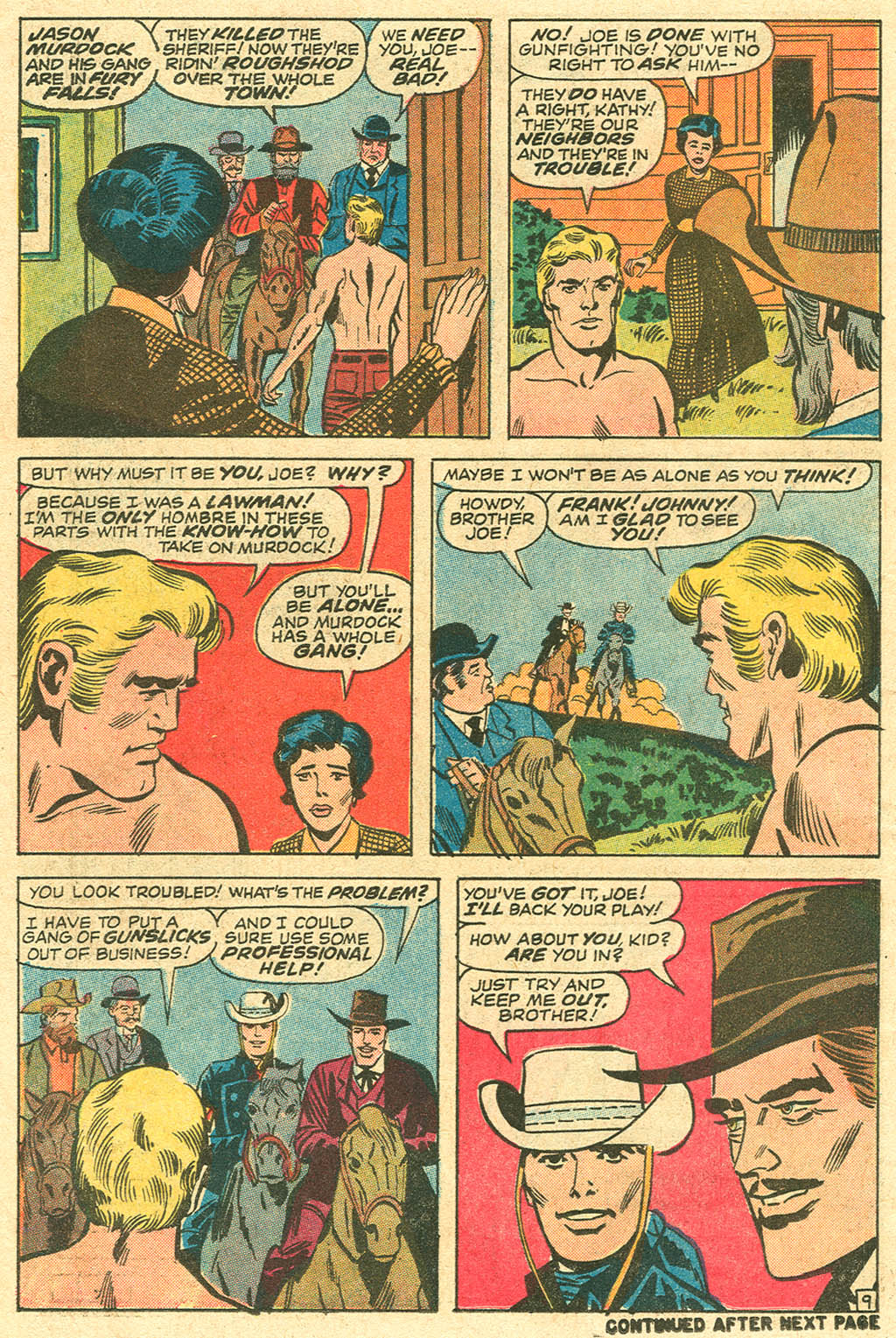 The Rawhide Kid (1955) issue 100 - Page 14