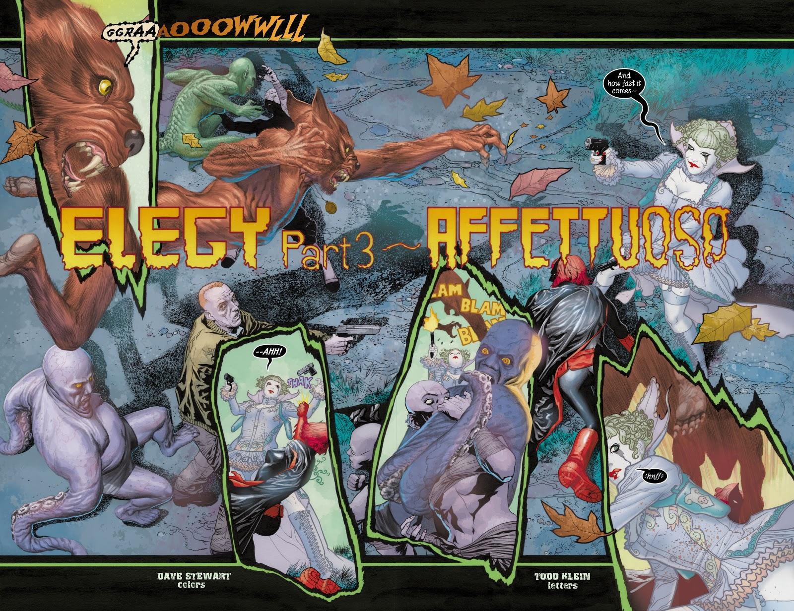 Read online Detective Comics (1937) comic -  Issue # _TPB Batwoman - Elegy (Part 1) - 48