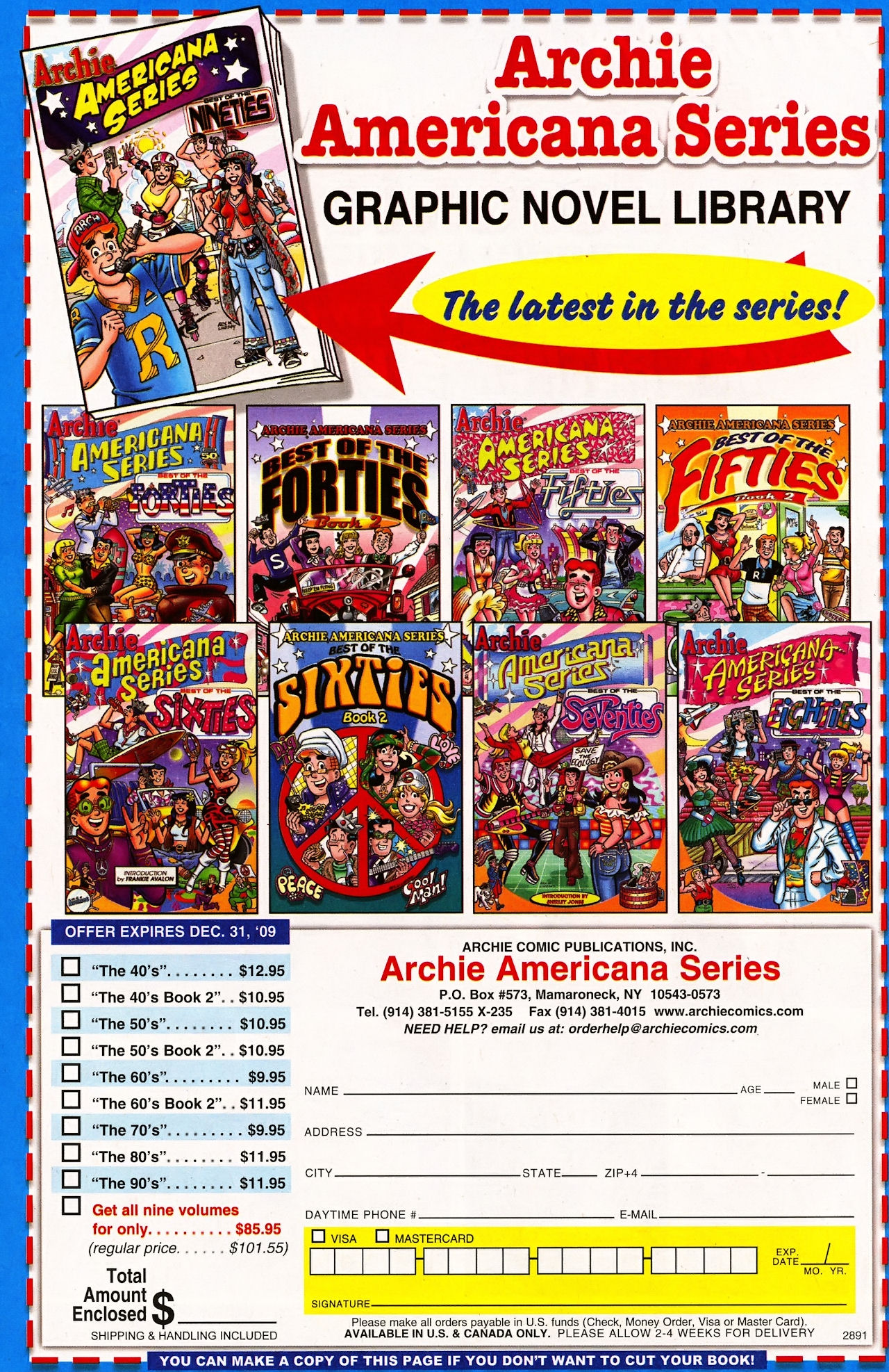 Read online Archie (1960) comic -  Issue #597 - 30