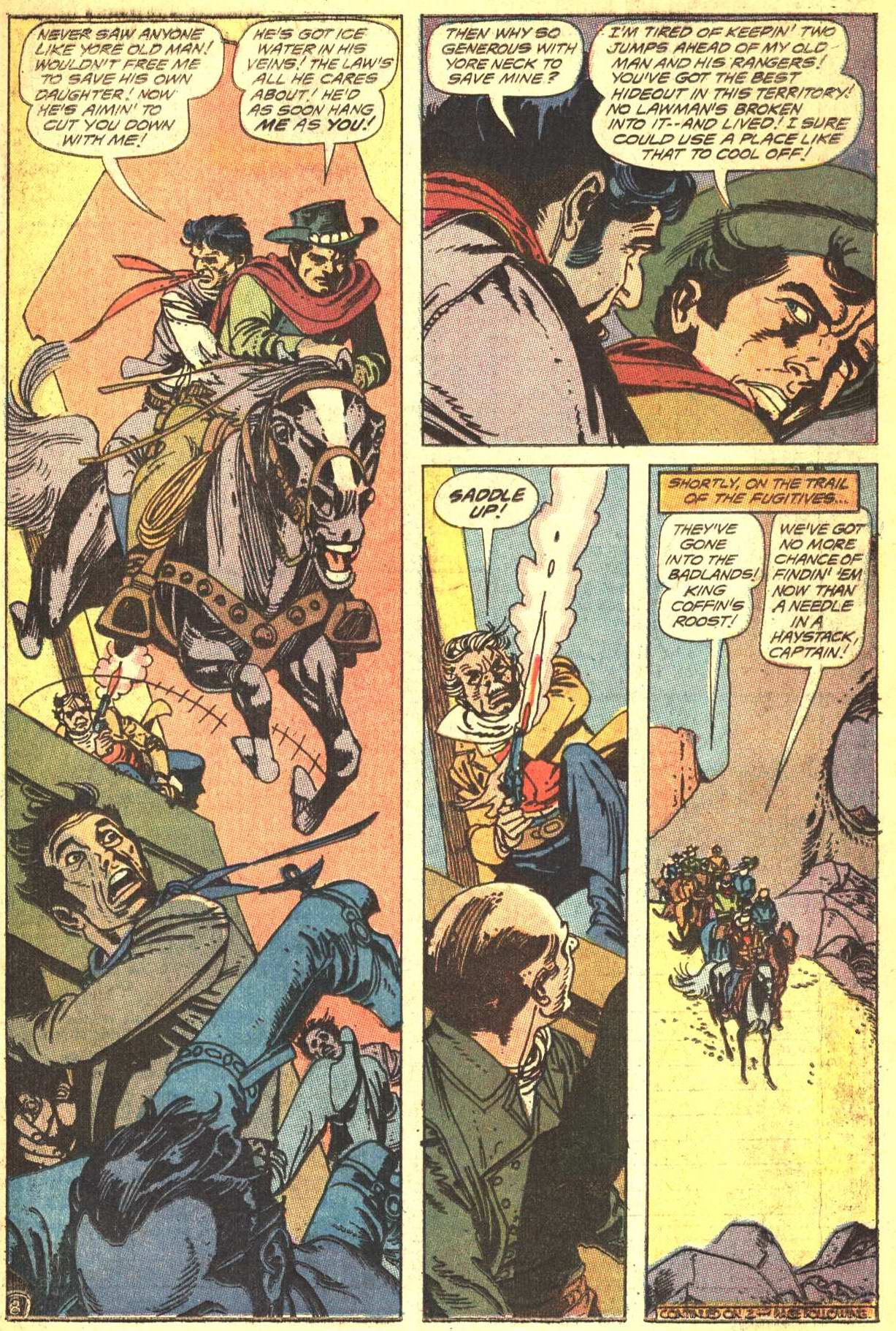 Read online All-Star Western (1970) comic -  Issue #4 - 10