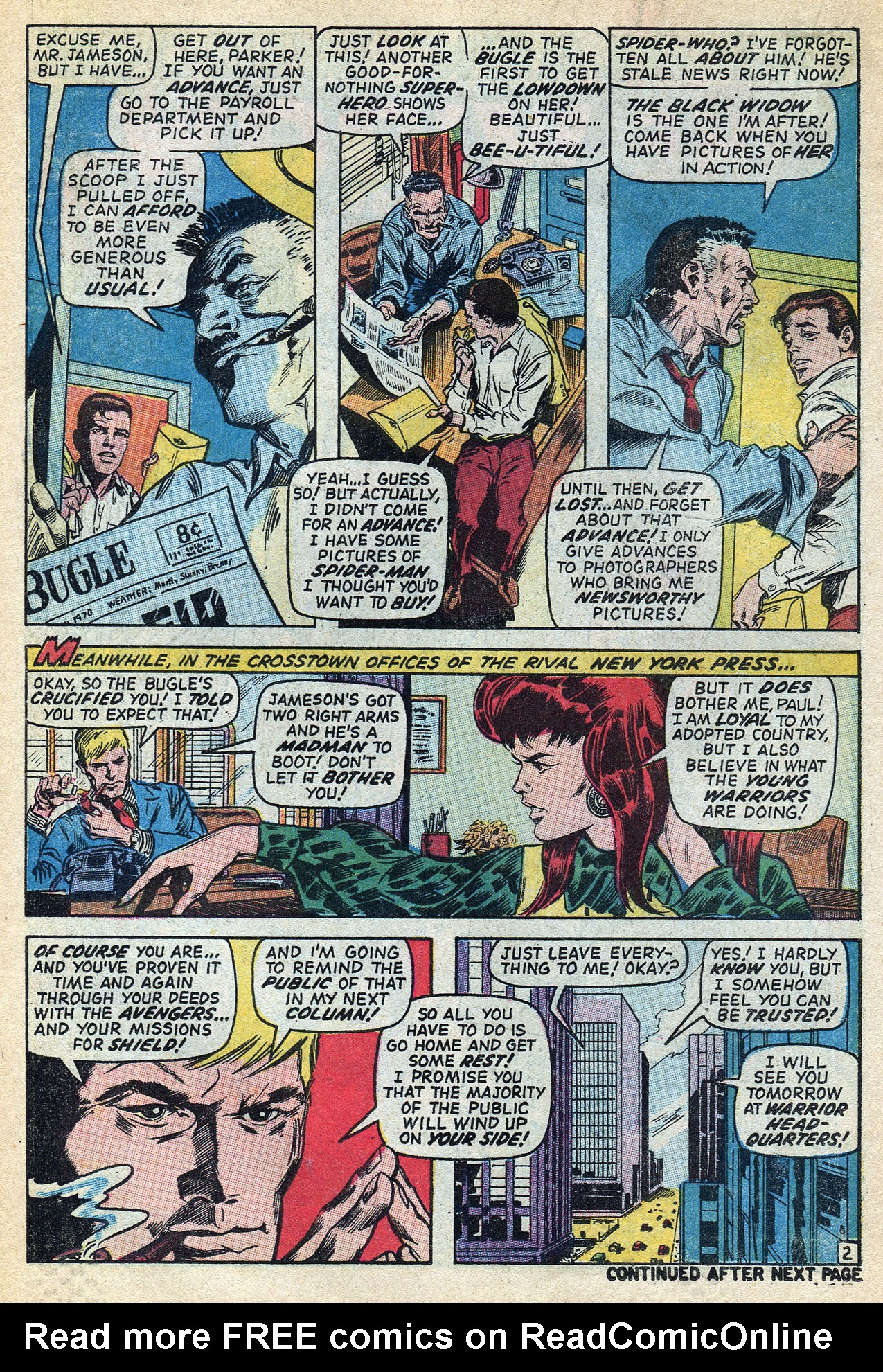 Read online Amazing Adventures (1970) comic -  Issue #3 - 18