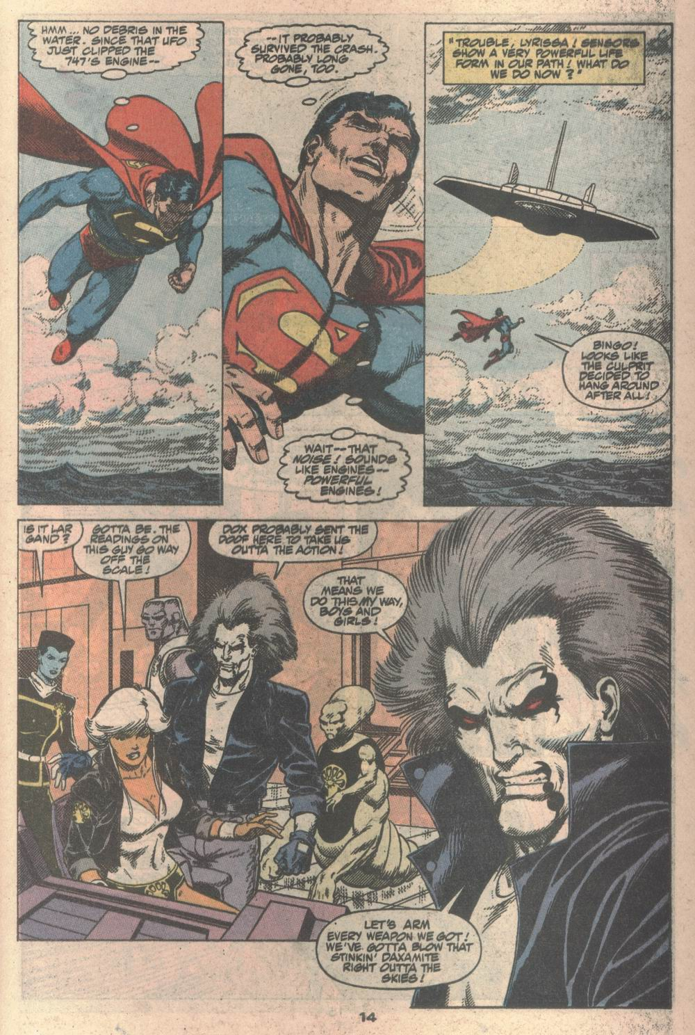 Read online Adventures of Superman (1987) comic -  Issue #Adventures of Superman (1987) _Annual 2 - 14