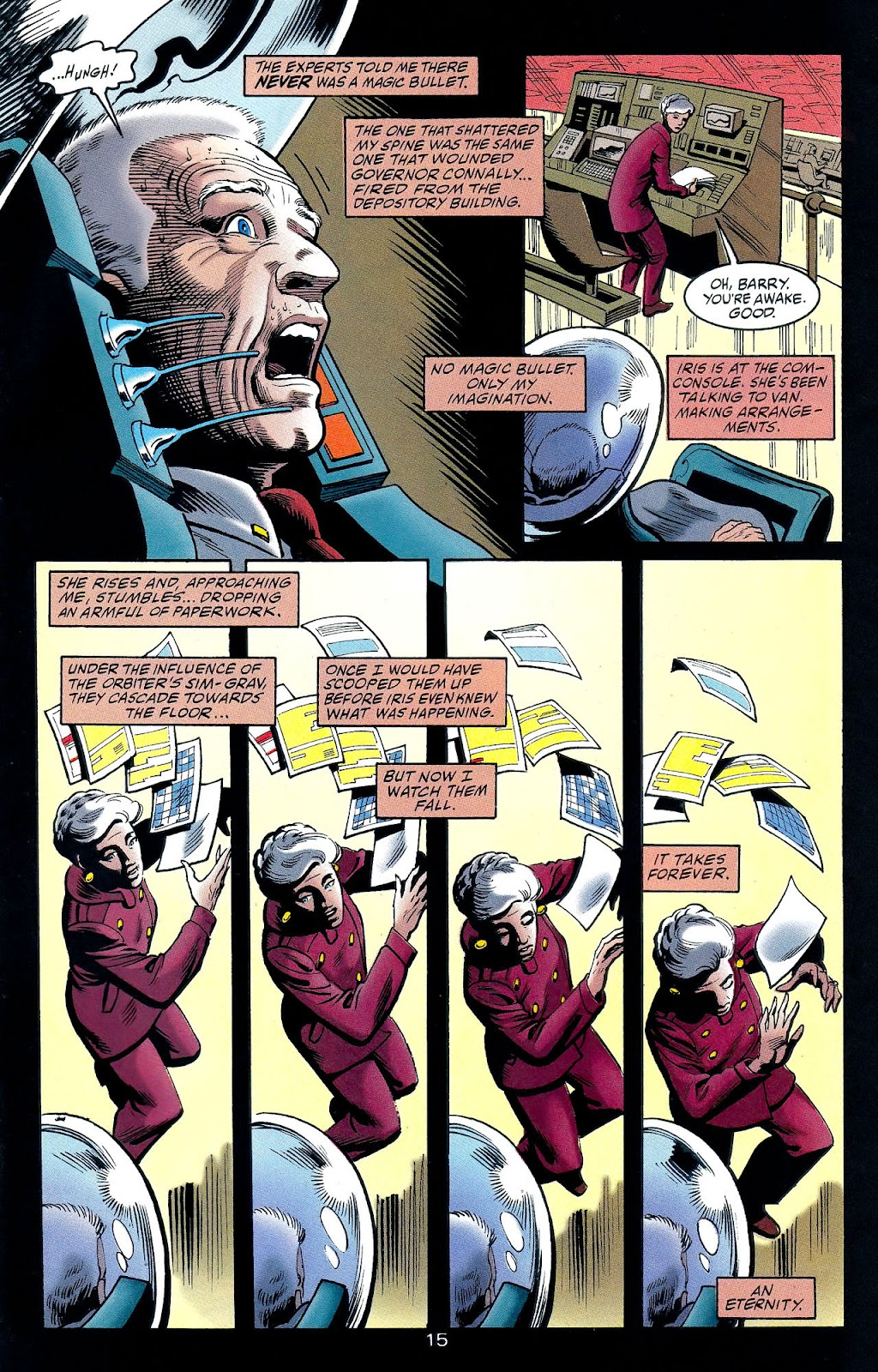 Read online Flashpoint (1999) comic -  Issue #1 - 22