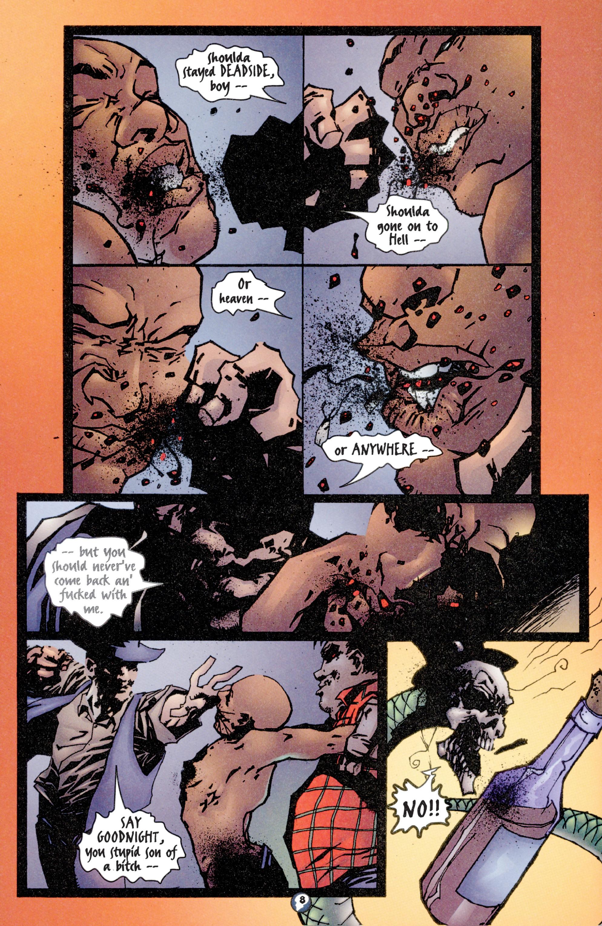 Read online Shadowman (1997) comic -  Issue #4 - 8