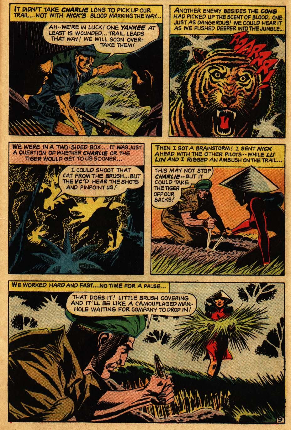 Our Fighting Forces (1954) issue 106 - Page 13