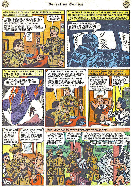 Read online Sensation (Mystery) Comics comic -  Issue #79 - 4
