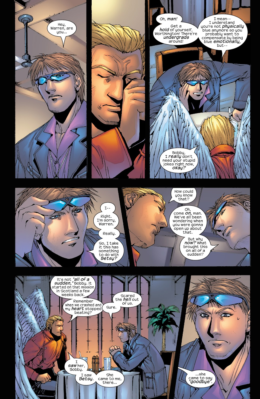 Read online X-Men: Unstoppable comic -  Issue # TPB (Part 3) - 4