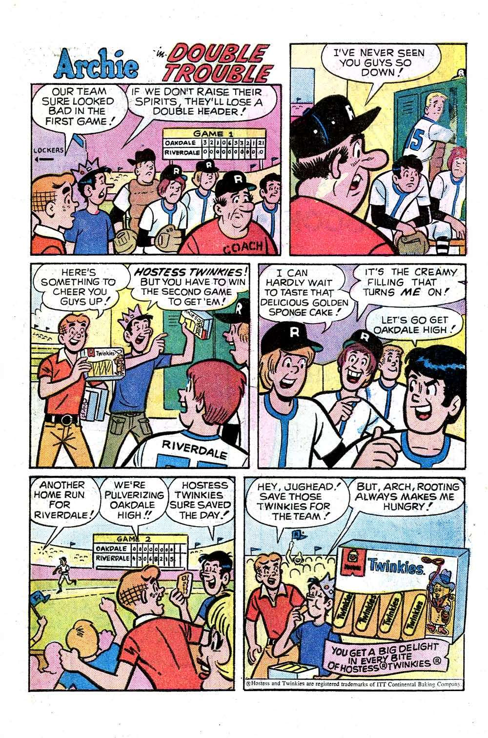 Read online Archie (1960) comic -  Issue #248 - 9