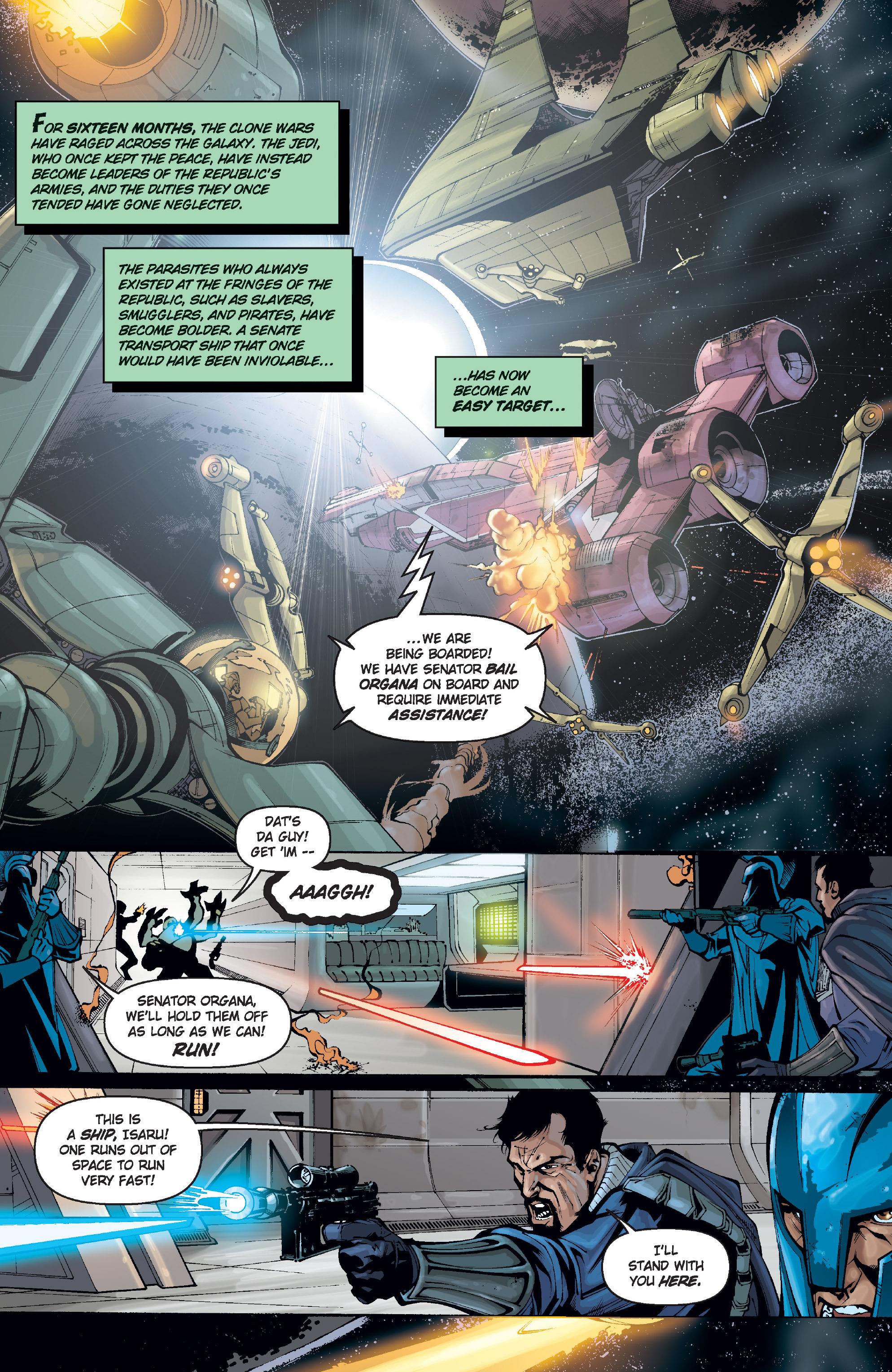 Read online Star Wars Omnibus comic -  Issue # Vol. 24 - 358