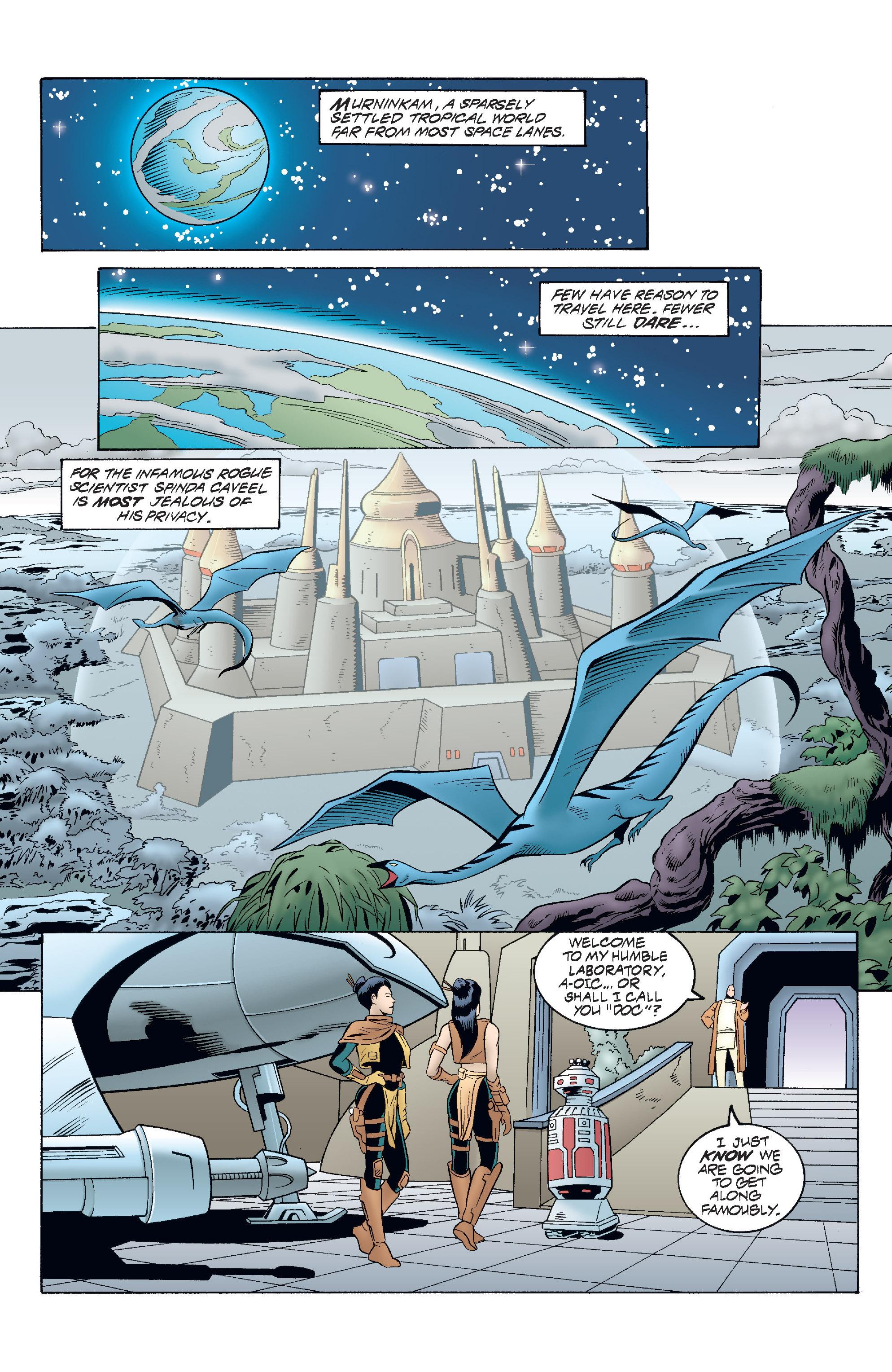 Read online Star Wars Omnibus comic -  Issue # Vol. 11 - 318