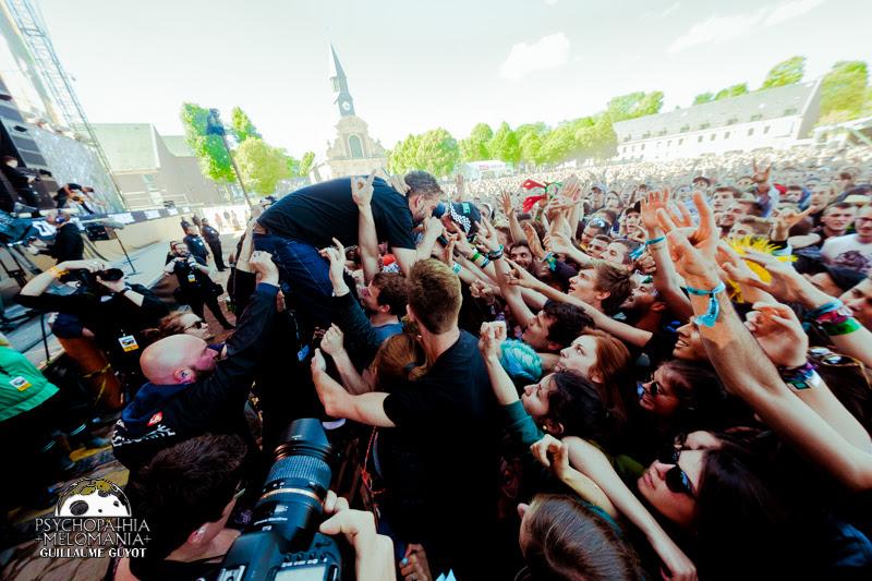 Mass Hysteria @Main Square Festival 2016, Arras 02/07/2016