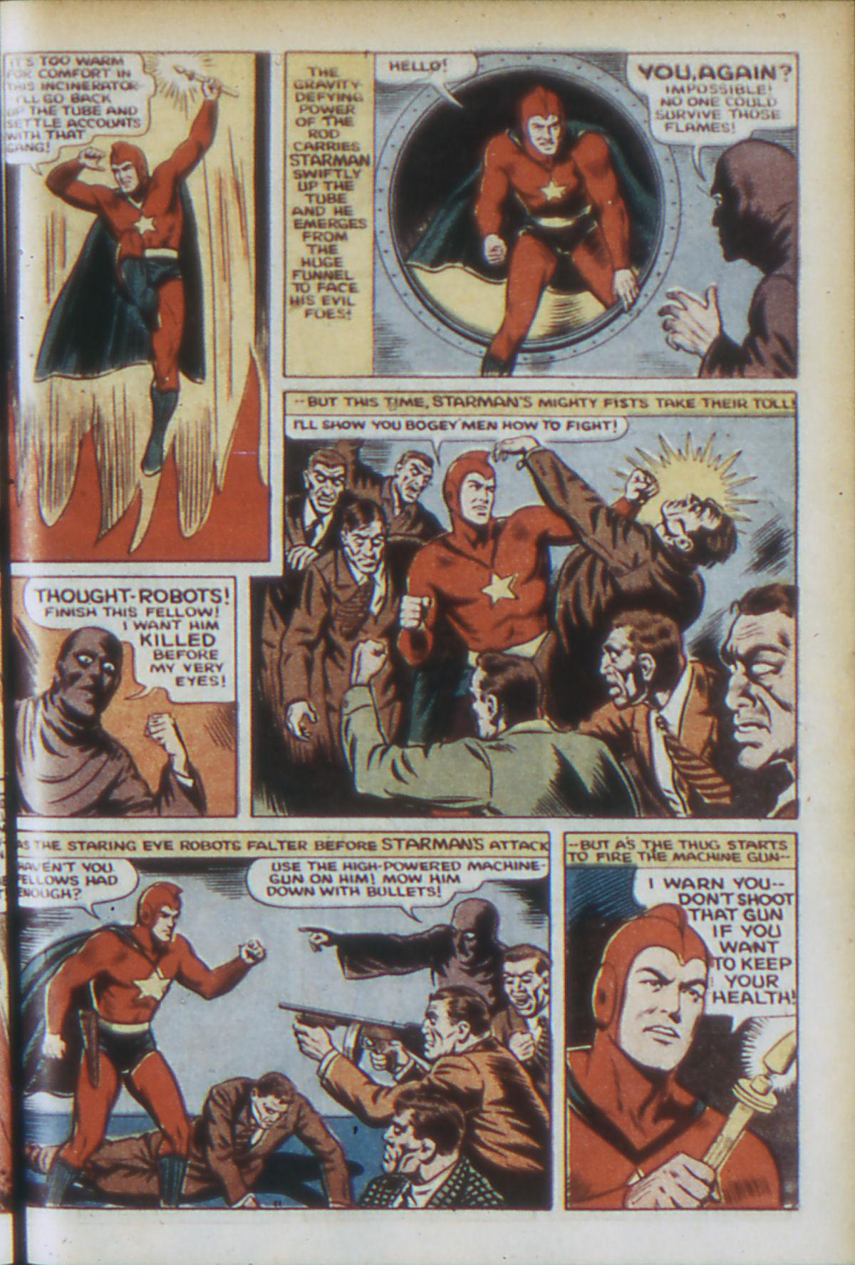 Read online Adventure Comics (1938) comic -  Issue #64 - 14