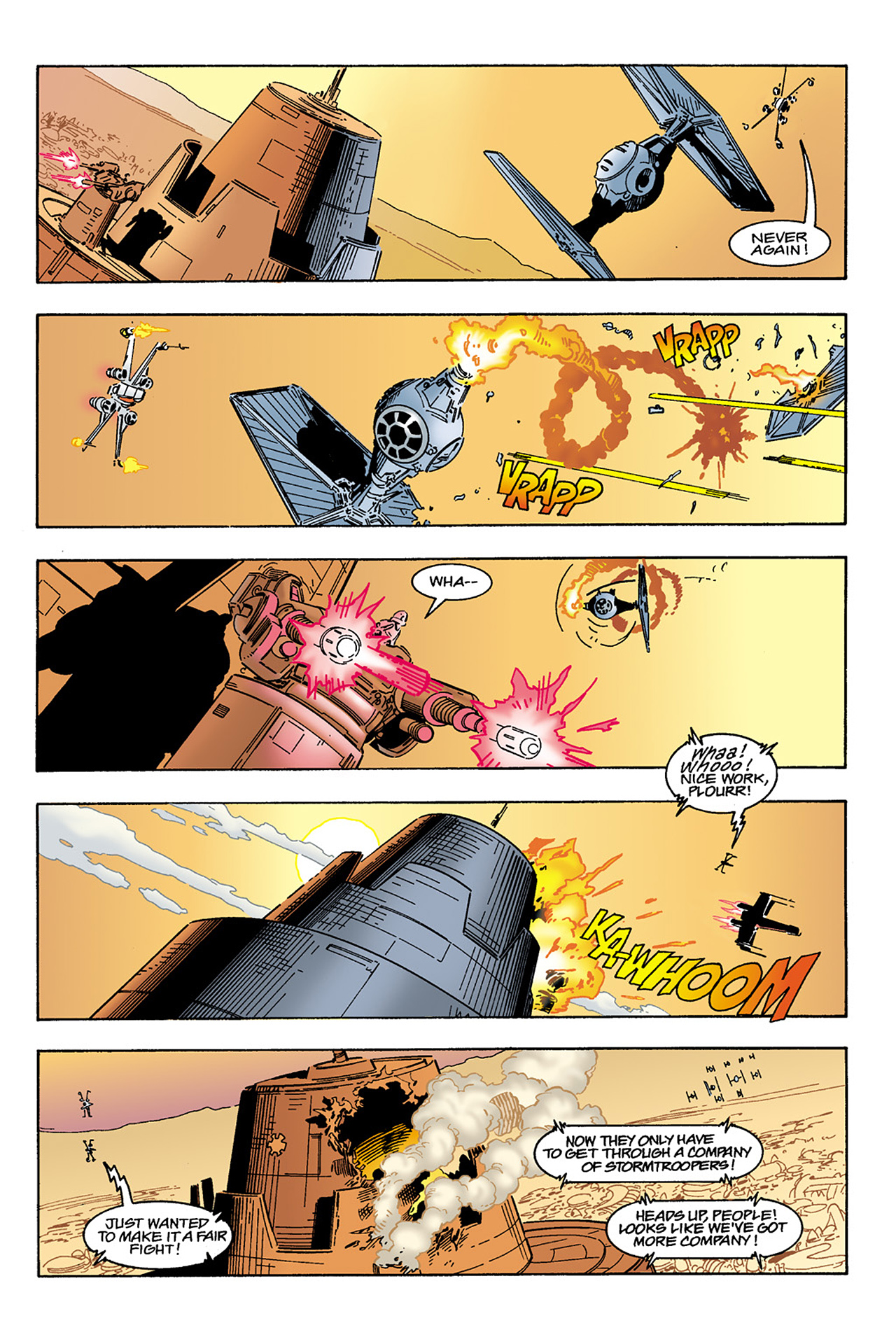 Read online Star Wars Omnibus comic -  Issue # Vol. 2 - 196