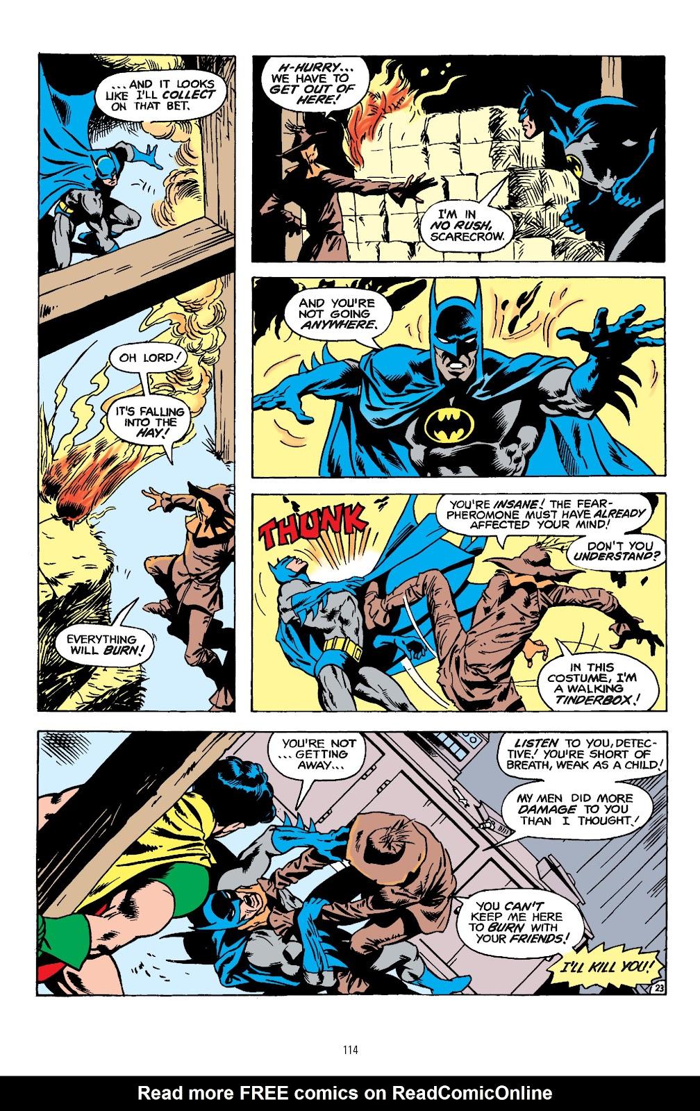 Read online Batman Arkham: Scarecrow comic -  Issue # TPB (Part 2) - 14