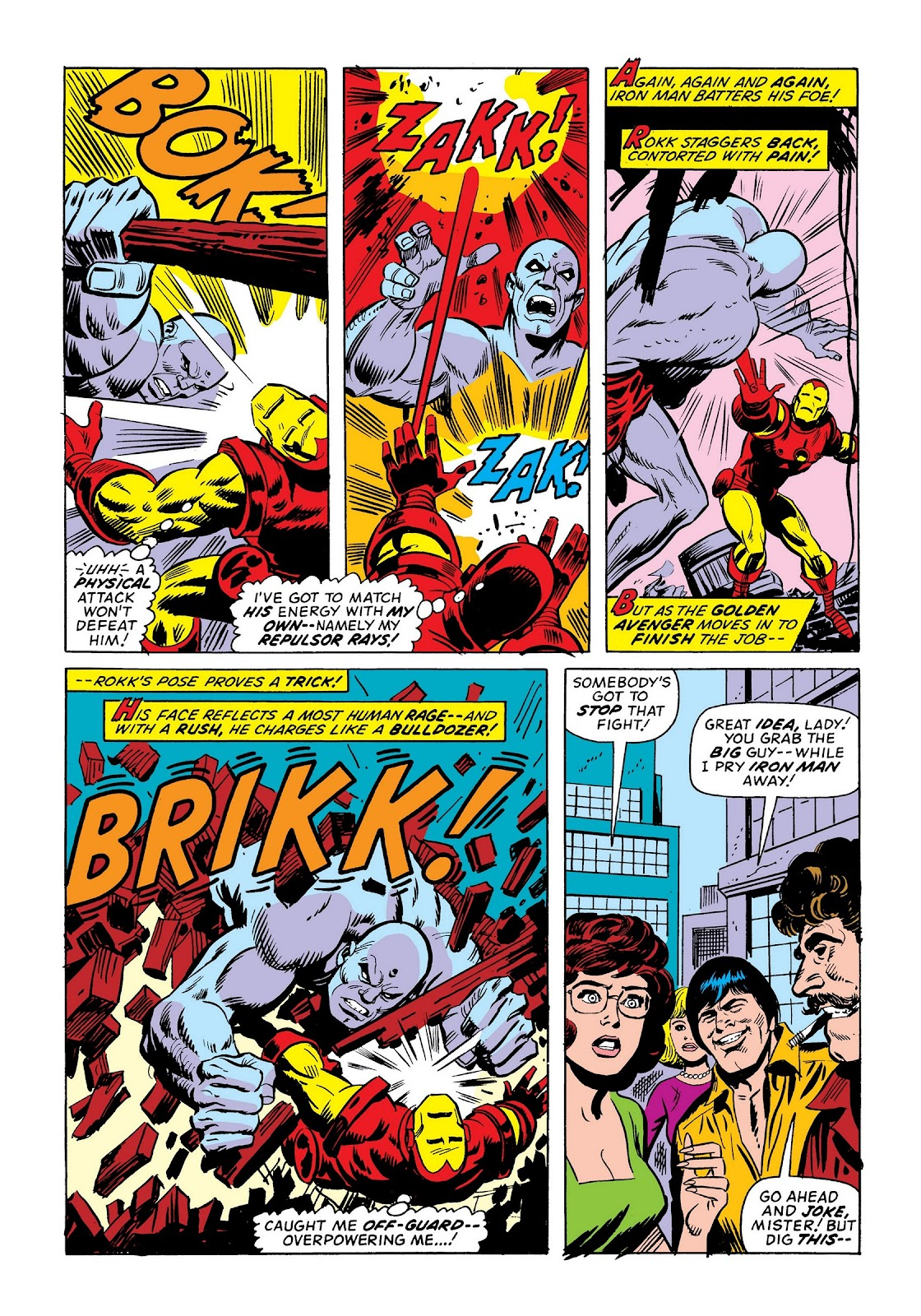 Read online Marvel Masterworks: The Invincible Iron Man comic -  Issue # TPB 9 (Part 3) - 30
