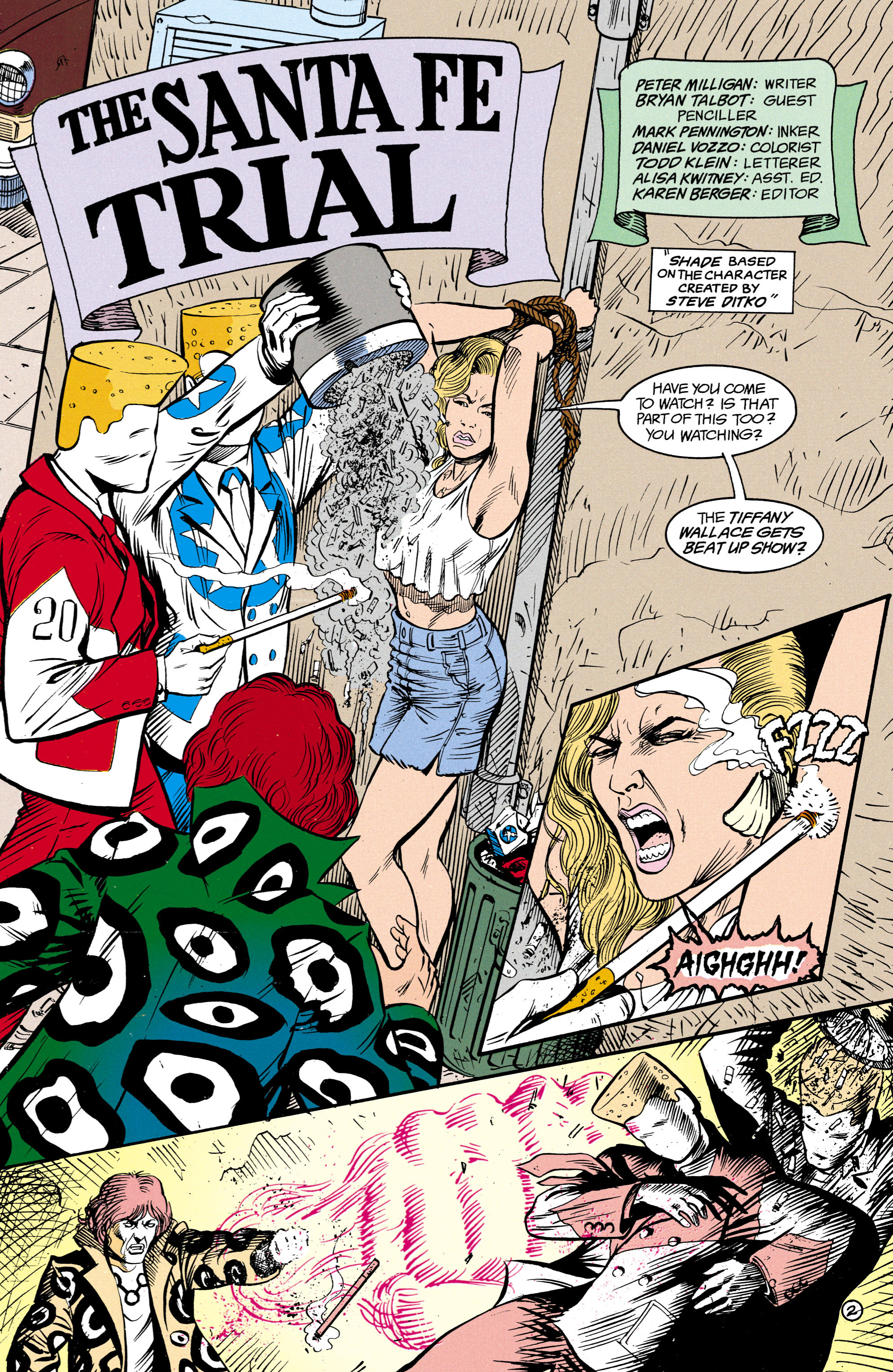 Read online Shade, the Changing Man comic -  Issue #14 - 3