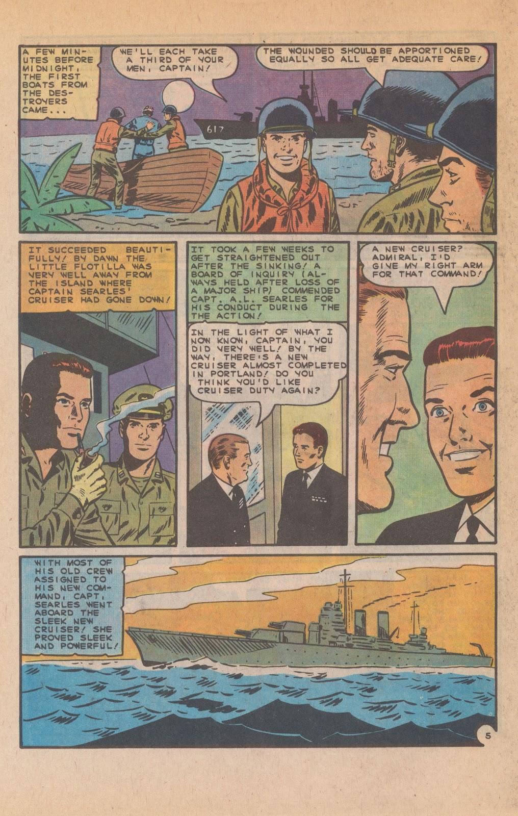 Read online Fightin' Navy comic -  Issue #132 - 28